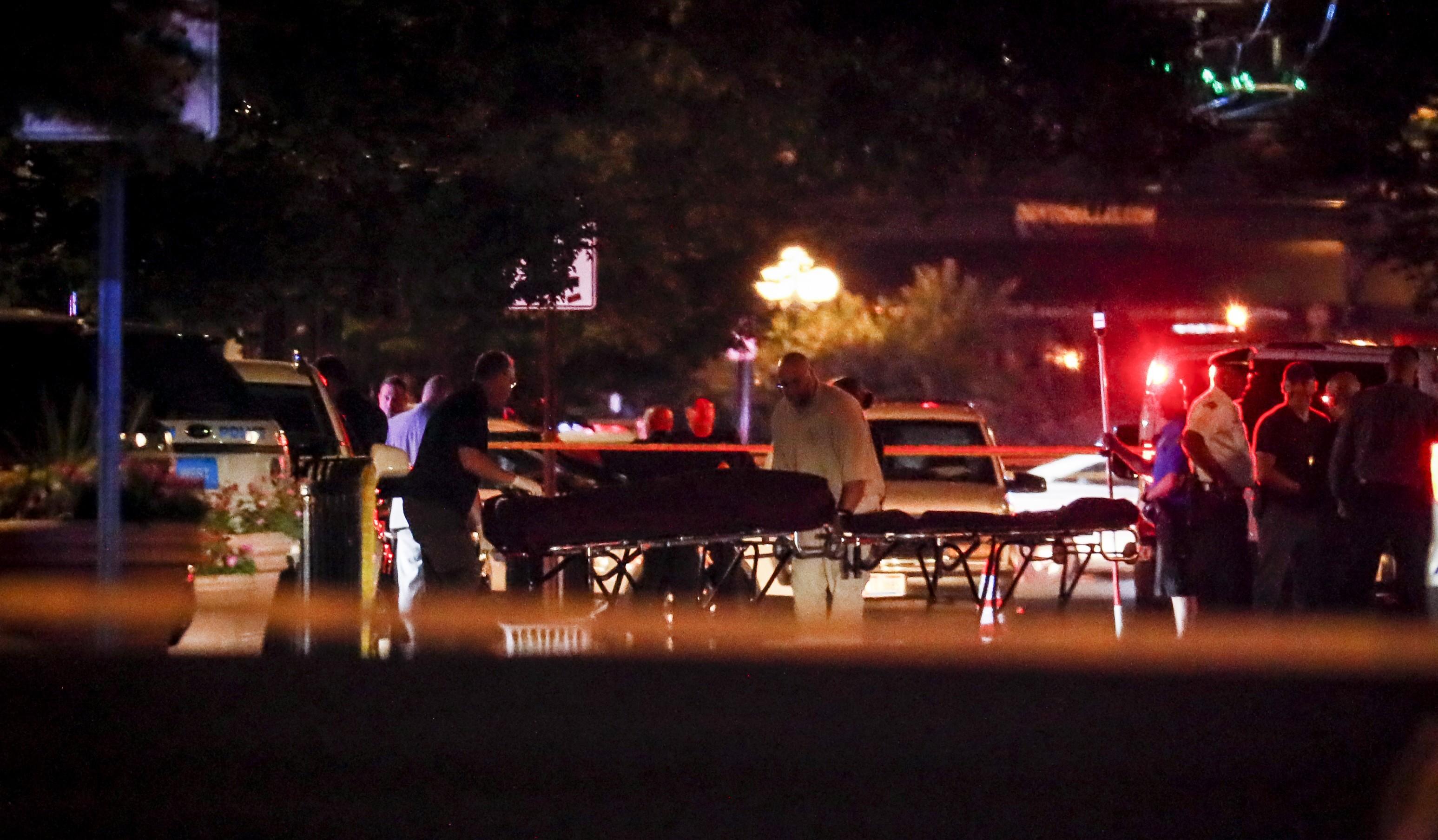 Resultado de imagen para 9 muertos, 27 heridos en un tiroteo en Dayton, Ohio
