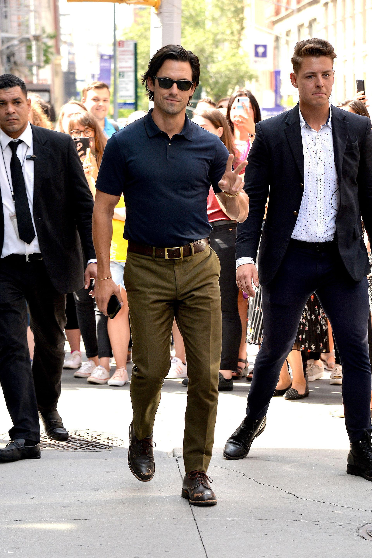 El actor Milo Ventimiglia también forma parte del elenco con un personaje