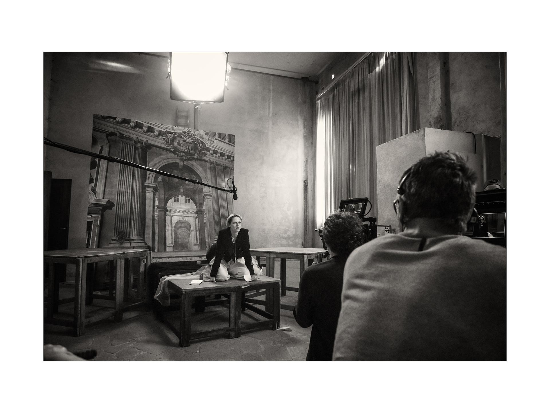 Roversi eligió nueve personalidades para interpretar el papel de Julieta