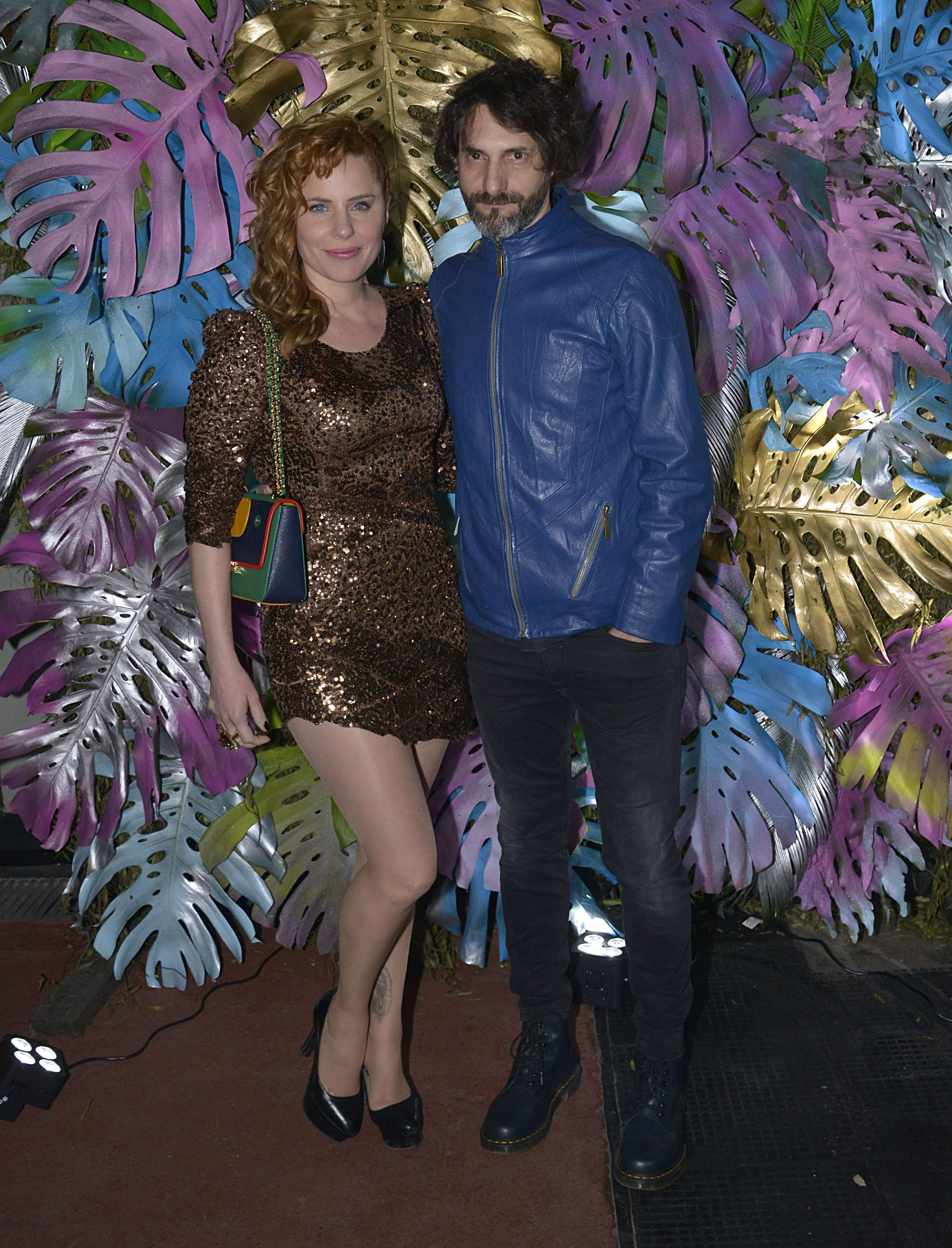 Agustina Kämpfer y Carlos Gianella