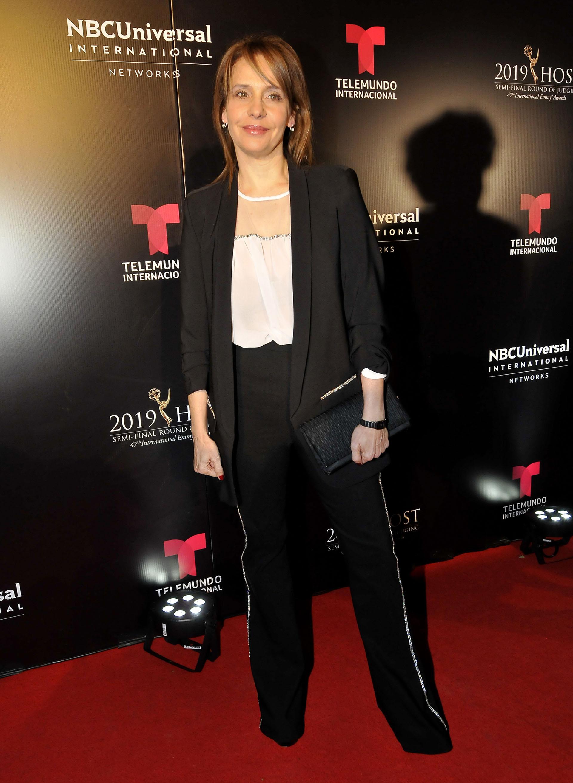 Gabriela Toscano(Crédito: Darío Batallan / Teleshow)