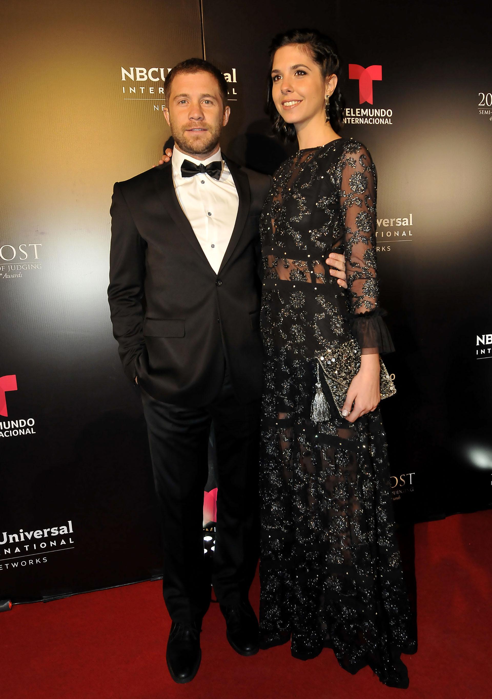 Nico Riera y su pareja Giulia Gabetta