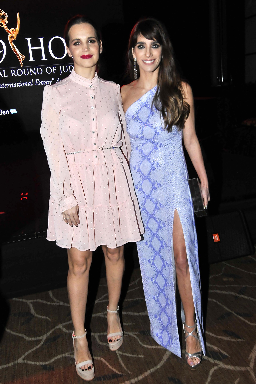 Sabrina Garciarena y Gabriela Sari
