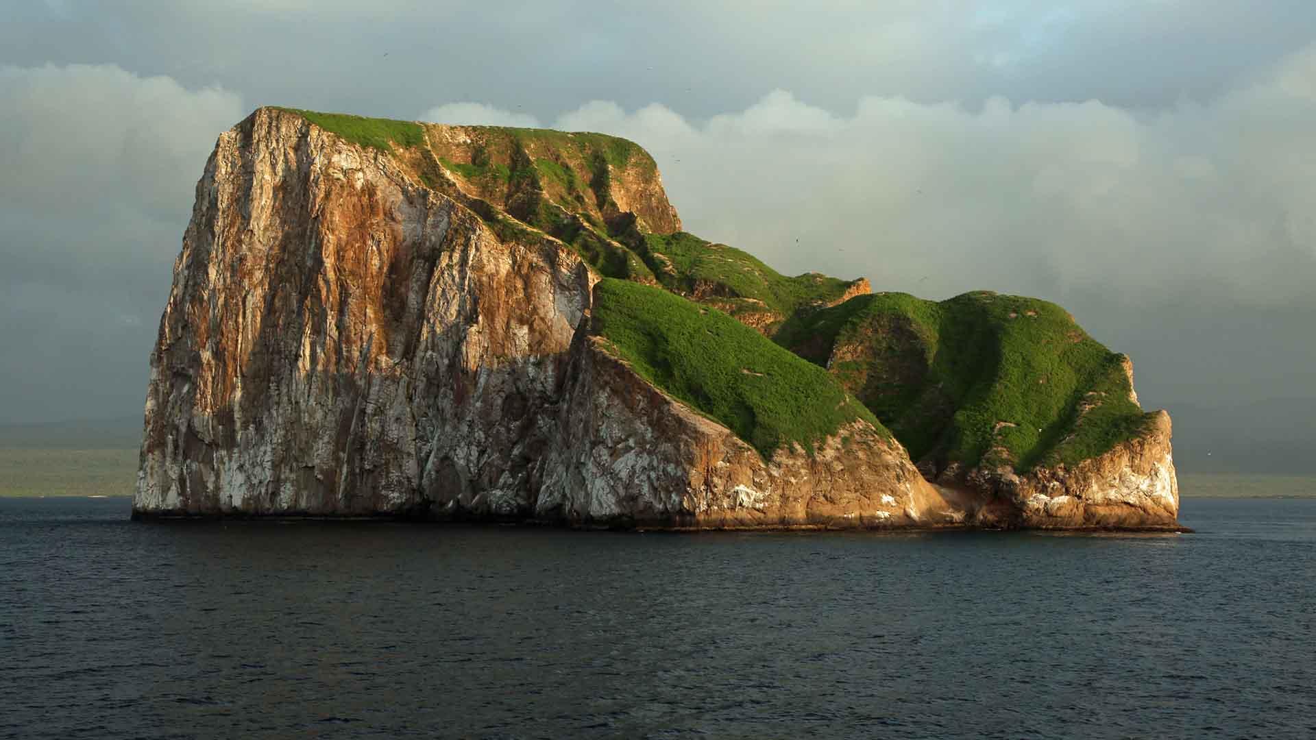 Hace entre 3 y 5 millones de años, una serie de erupciones volcánicas formaron el archipiélago de Galápagos, una cadena de 19 islas y docenas de islotes
