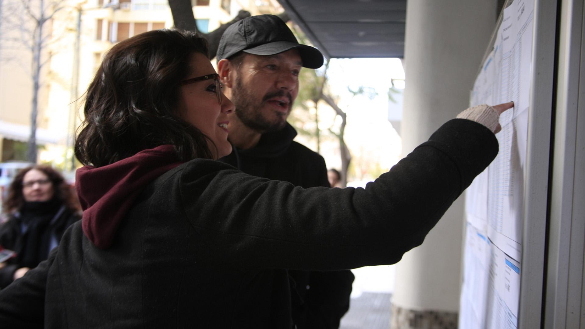 El empresario de TV Marceloo Tinelli
