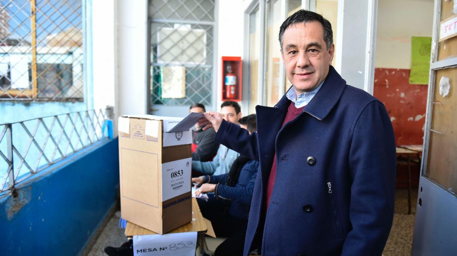 El ministro de Educación, Alejandro Finochiaro
