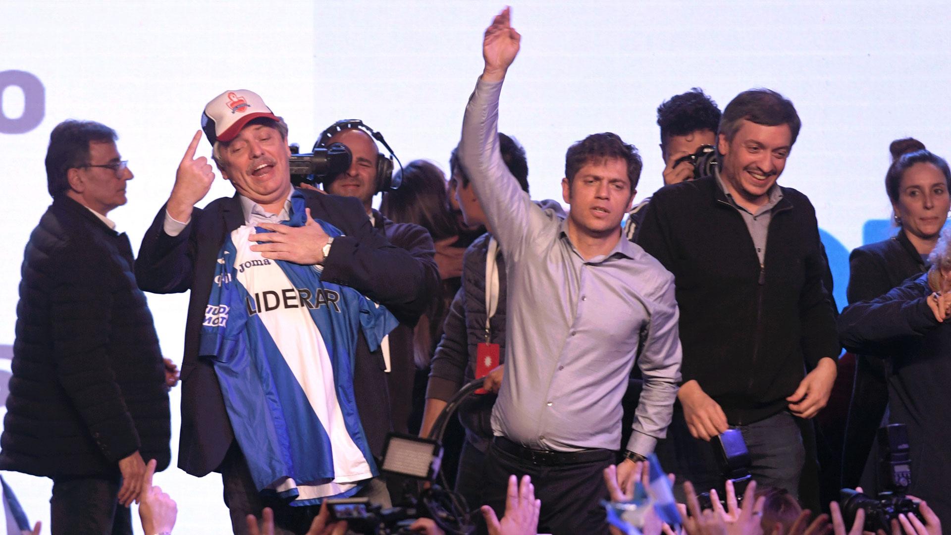 Resultado de imagen para alberto fernandez argentinos juniors