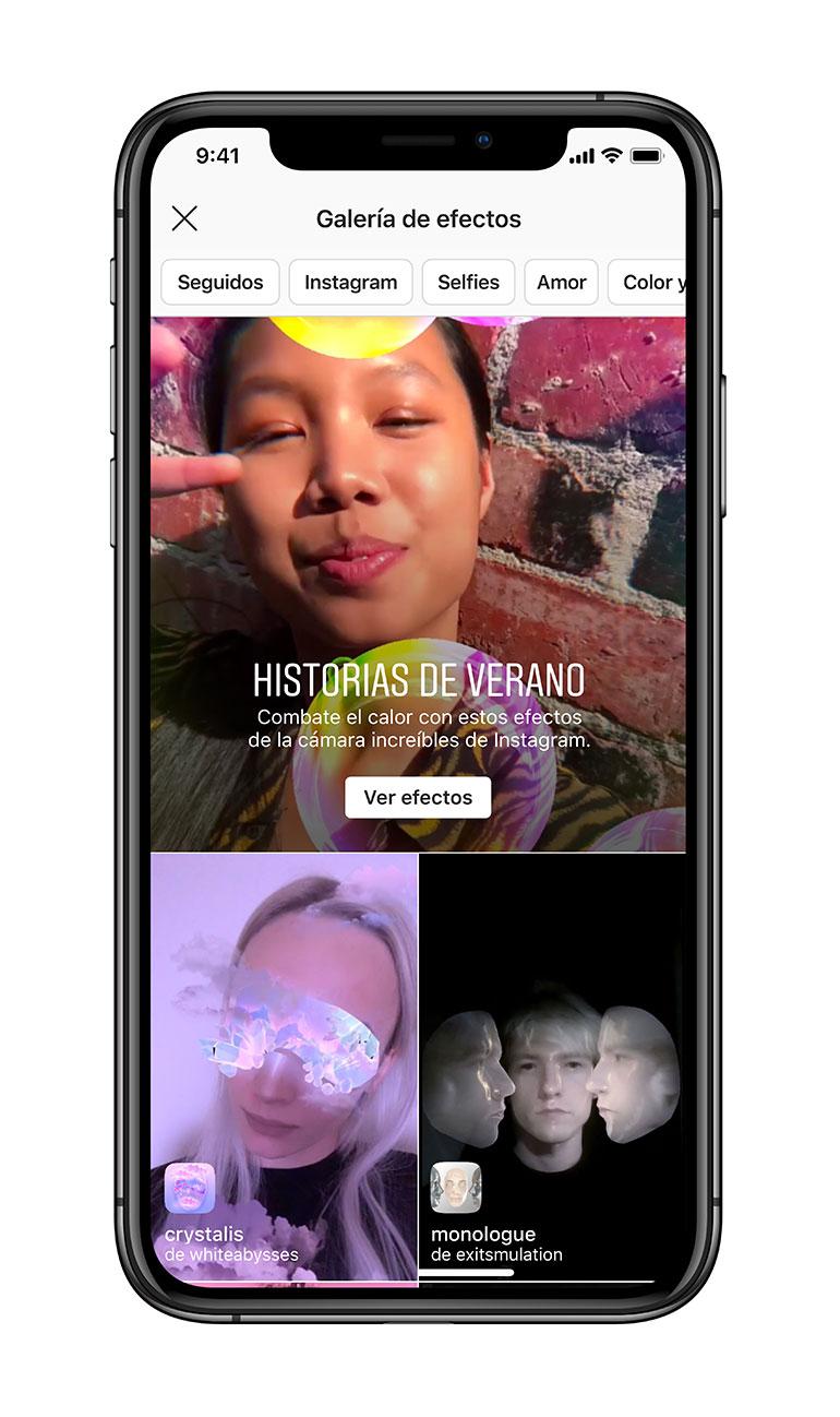 Cómo Crear Tu Filtro Personalizado En Instagram Infobae