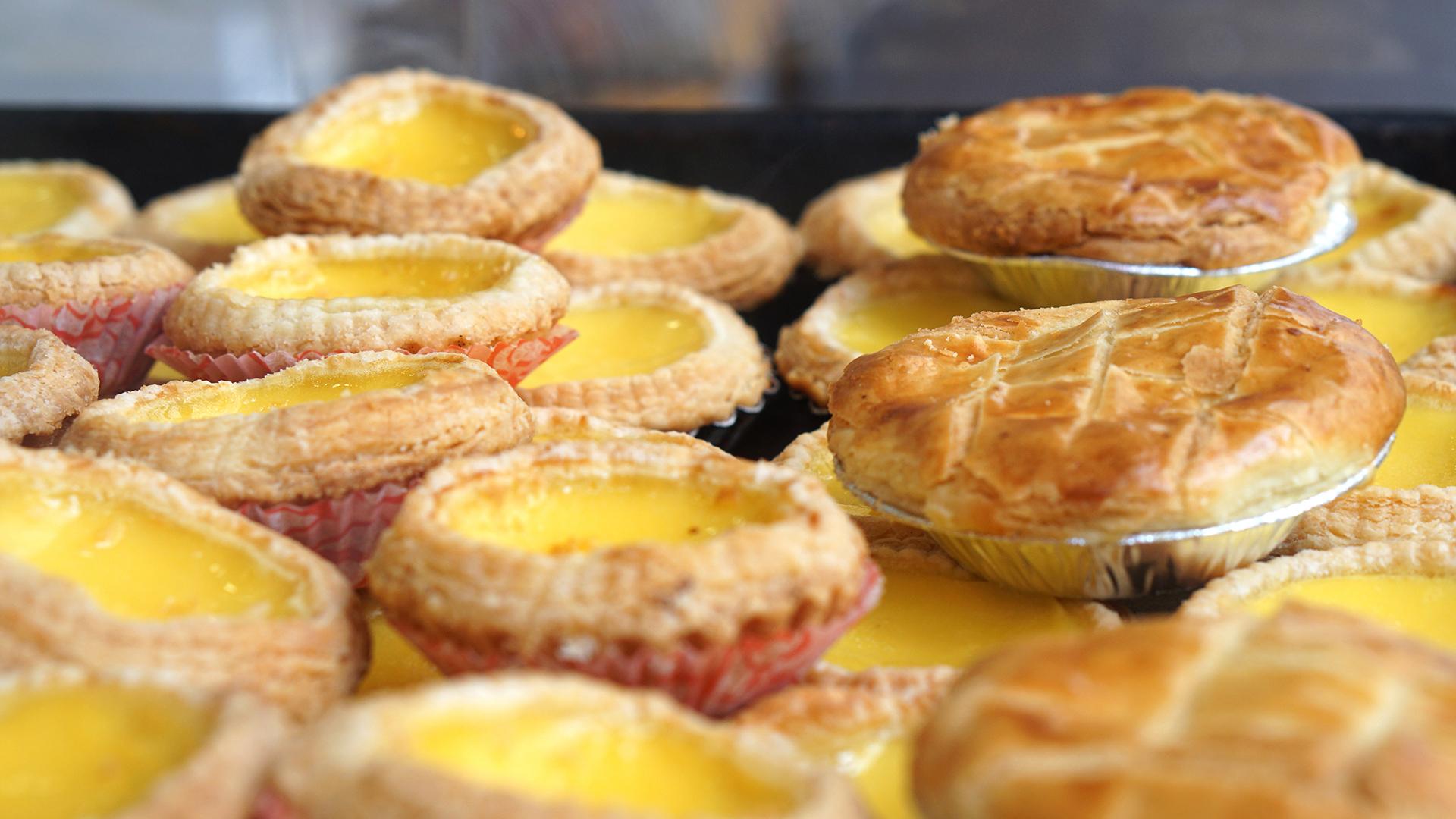 Los pasteles de Belén son una de las especialidades más características de la cocina portuguesa