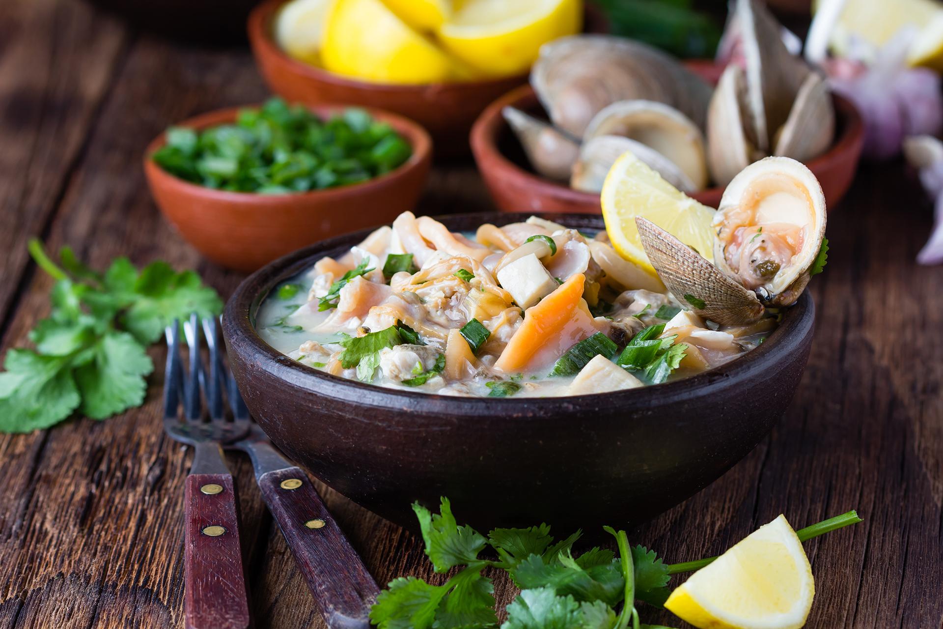 Aunque el ceviche es un plato típico de la gastronomía latinoamericana en general, teniendo cada país su particular estilo de preparación, el peruano, el plato bandera de la gastronomía del Perú, se considera el másdelicioso