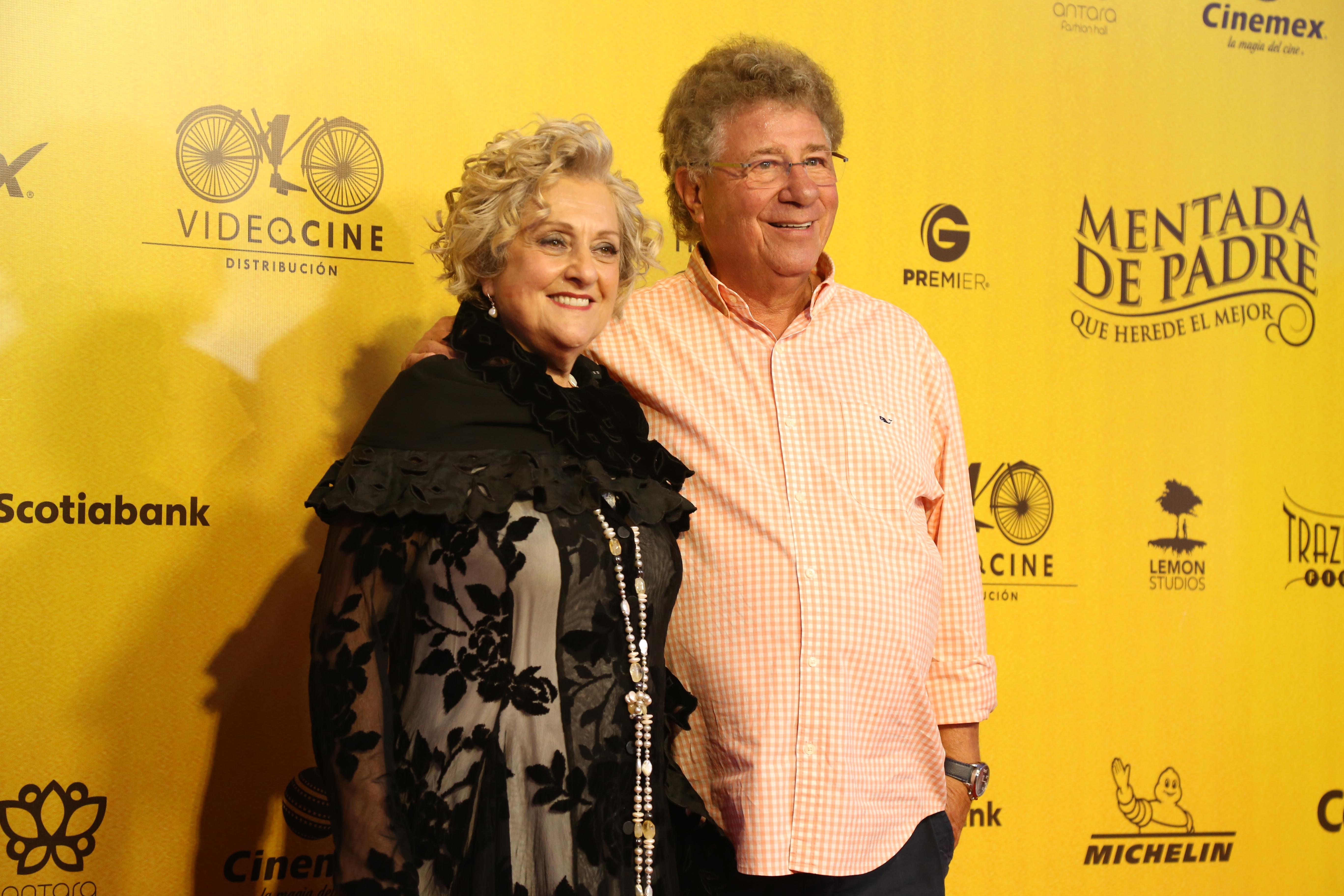 Cinthia y Carlos Alazraki
