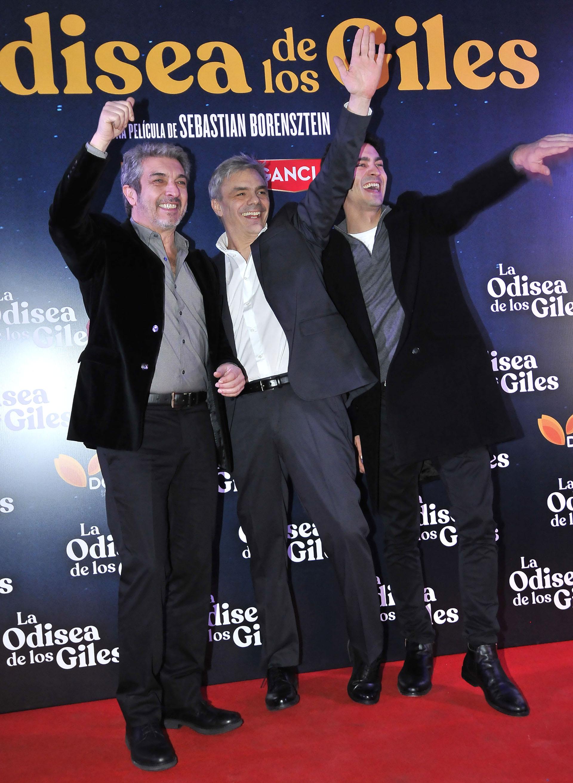 Ricardo Darín, Sebastián Borensztein, el Chino Darín