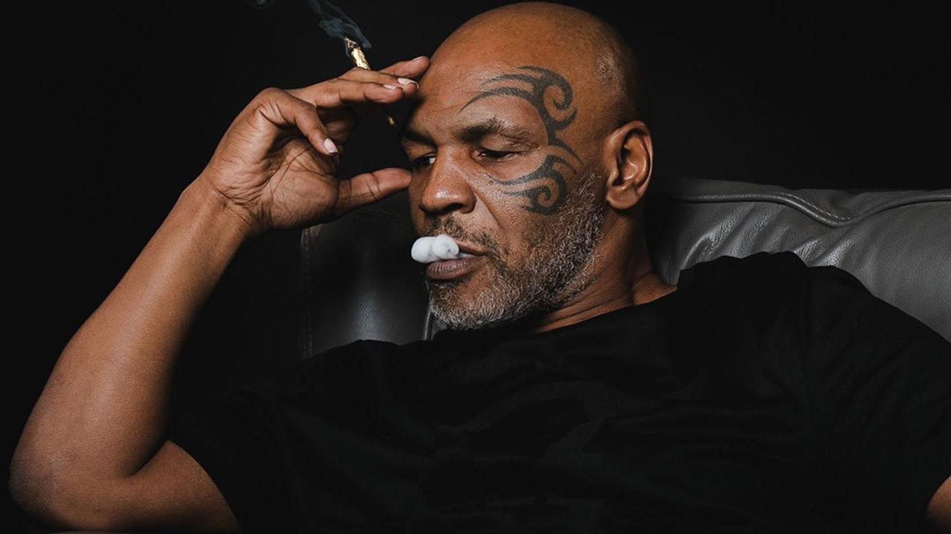 Mike Tyson sorprendió al revelar cuánto dinero gasta en marihuana ...