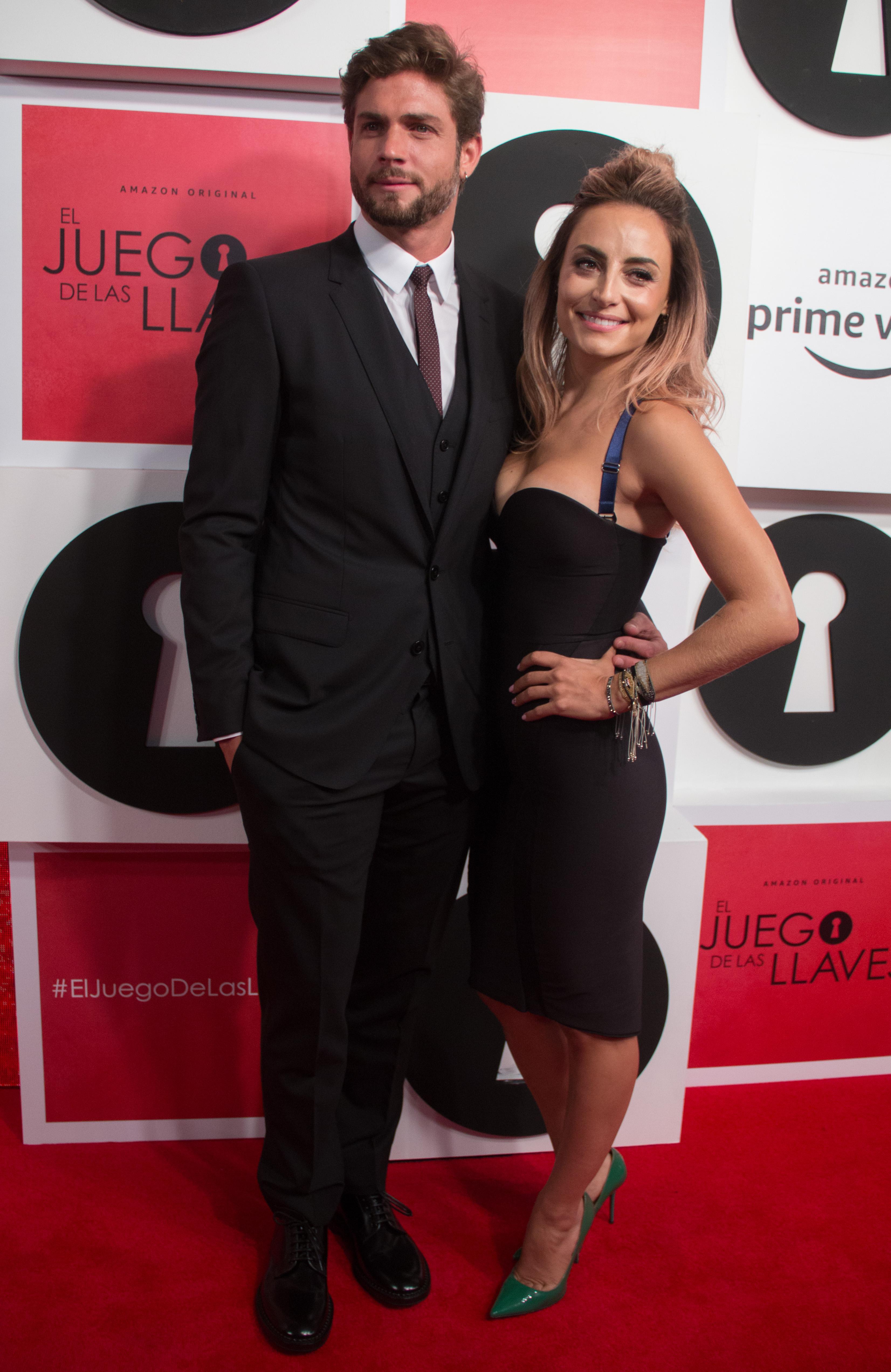 Marimar Vega y Horacio Poncheri (FOTO: ANDREA MURCIA /CUARTOSCURO)
