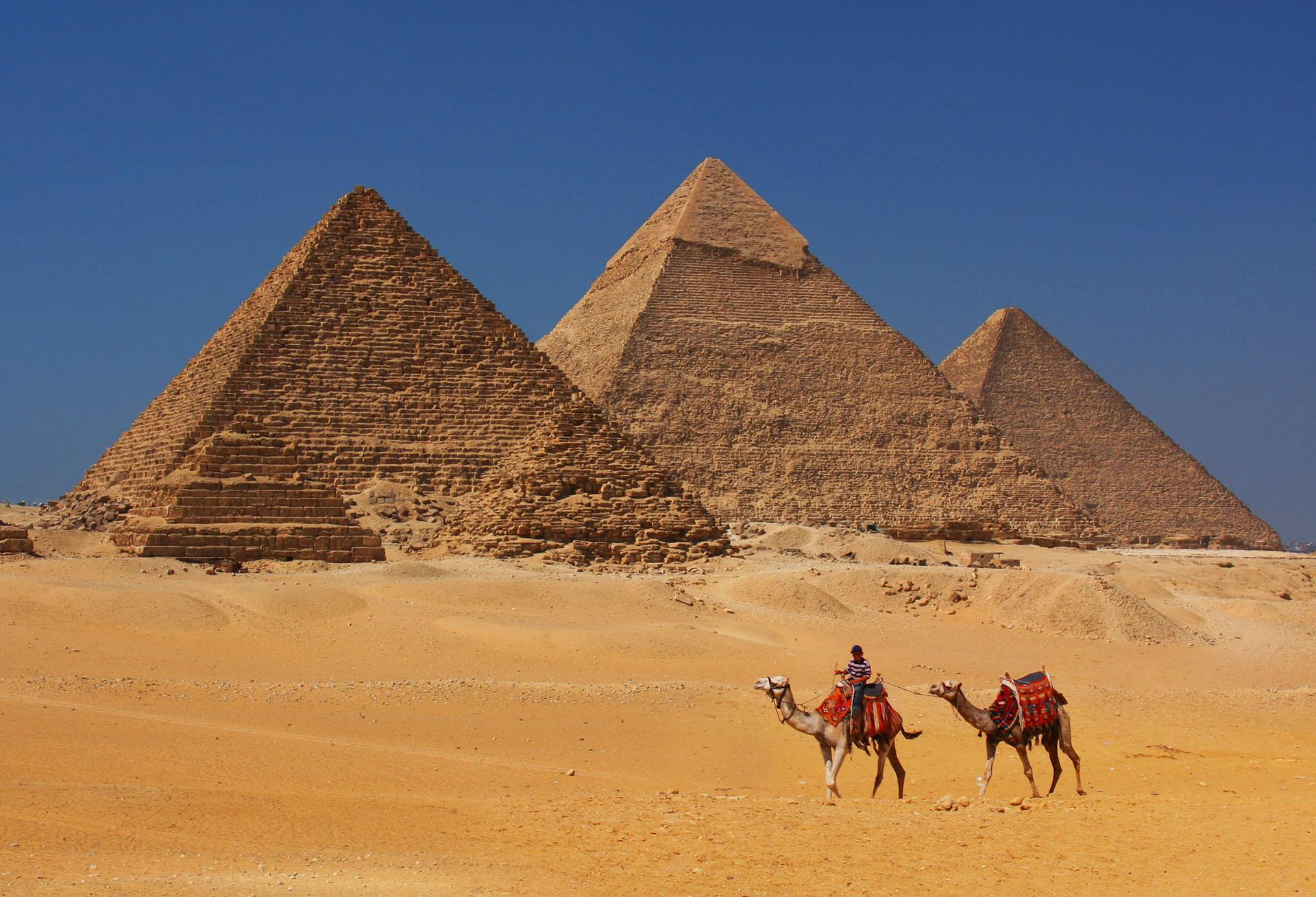 Cada yacimiento, templo o valle es una lección de historia donde el Antiguo Egipto cobra vida