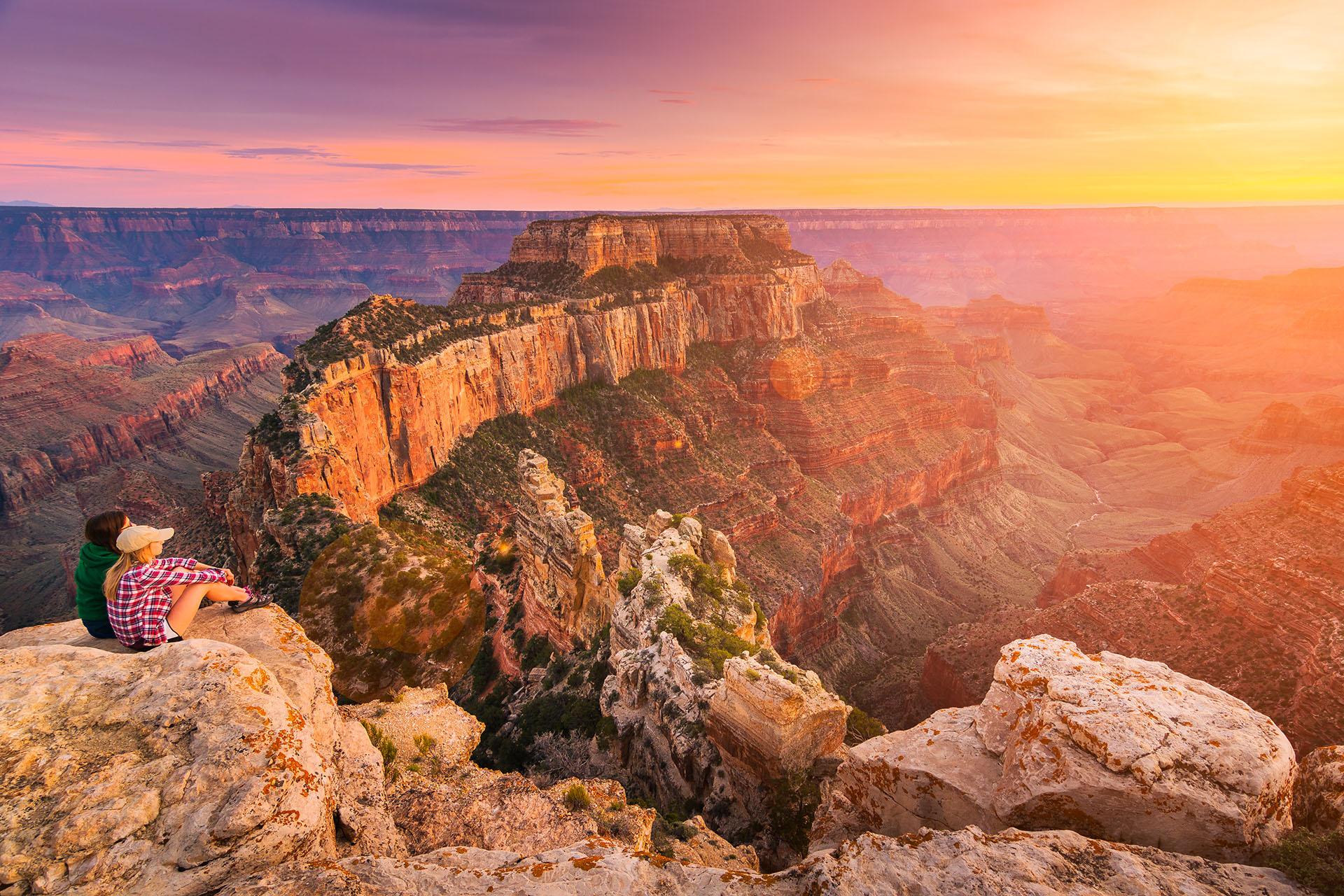 En 2019, el parque dedicado a la maravilla geológica más famosa de Estados Unidos celebrará su centenario con una serie de charlas, conciertos y exposiciones especiales durante todo el año