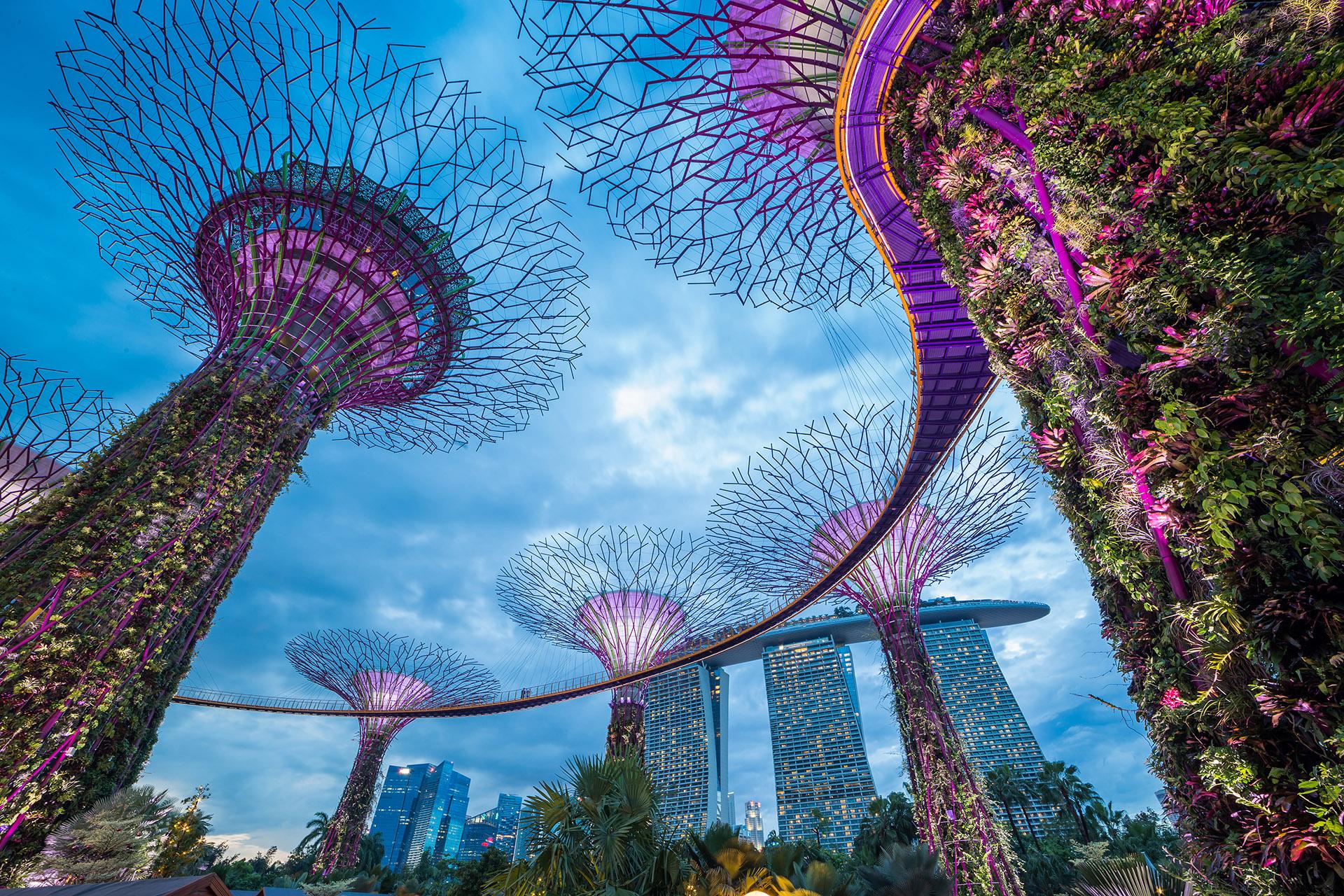 Aprovechando su crisol de culturas, Singapur finalmente está obteniendo algo de chispa, y se está convirtiendo rápidamente en uno de los destinos favoritos de Asia