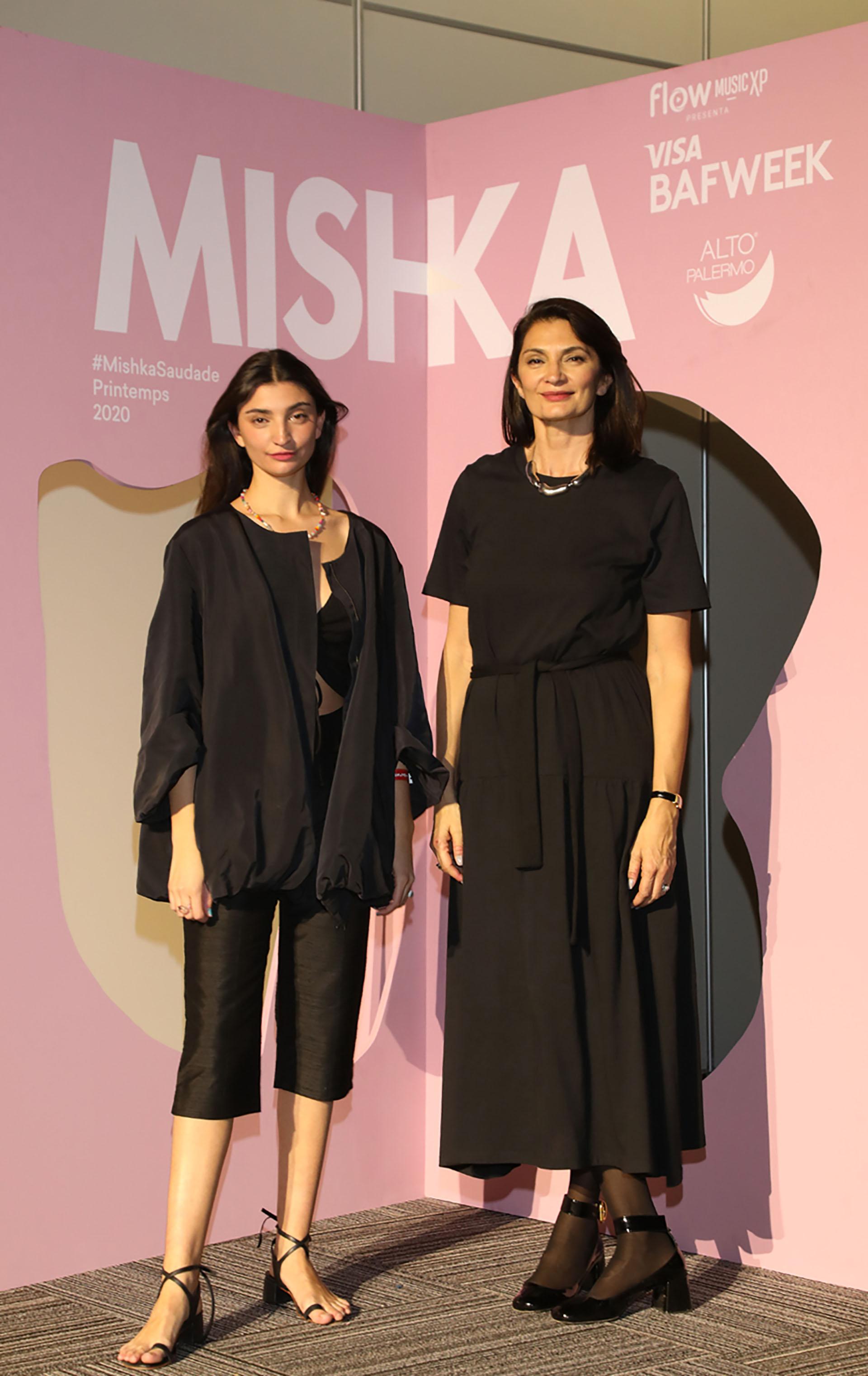Paloma Cepeda y Mariana Arias