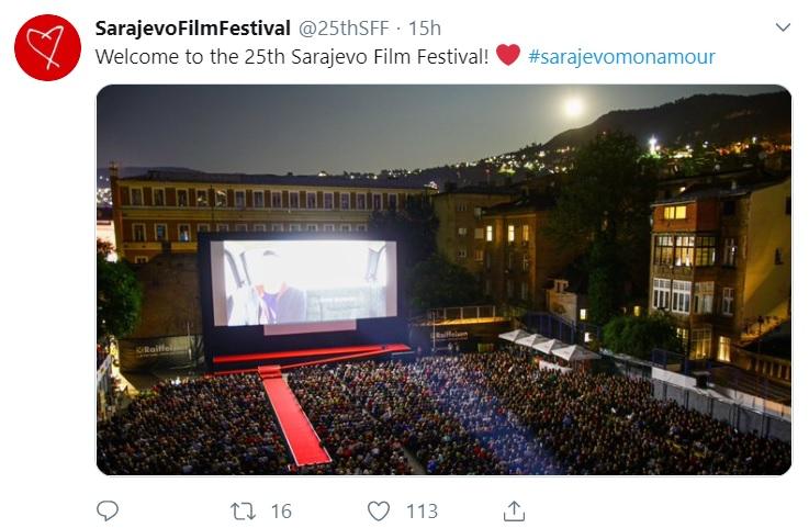 festival cine sarajevo 2019
