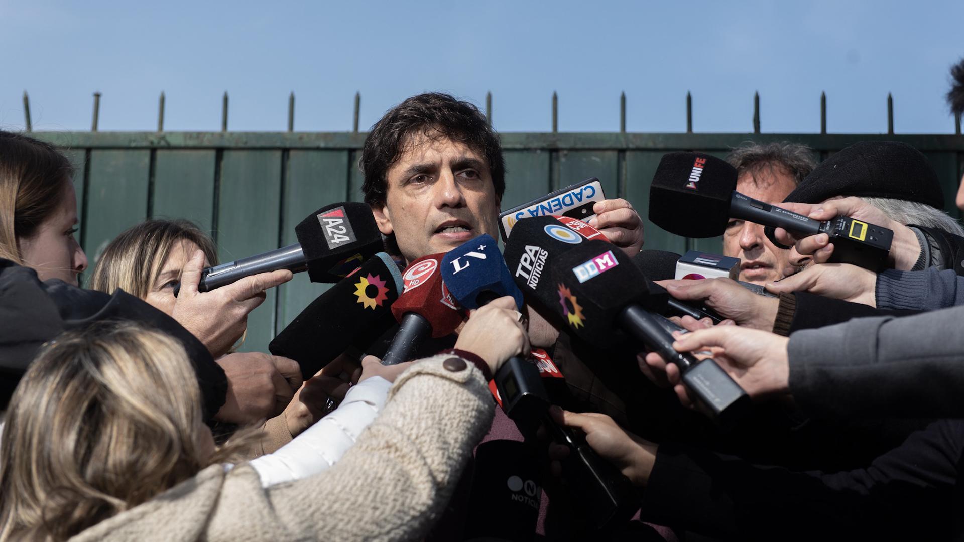 El nuevo ministro de Hacienda, Hernán Lacunza, prometió que mañana habrá definiciones sobre su plan