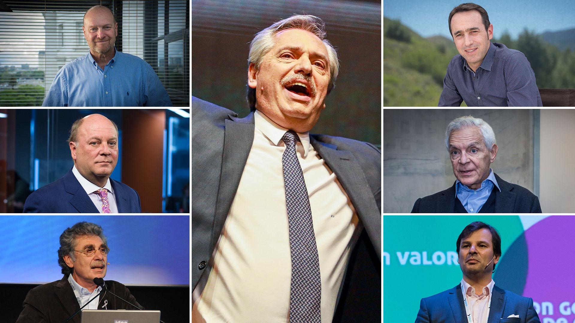 Los empresarios en su laberinto: dudas, enojos y reuniones con Alberto Fernández - Infobae