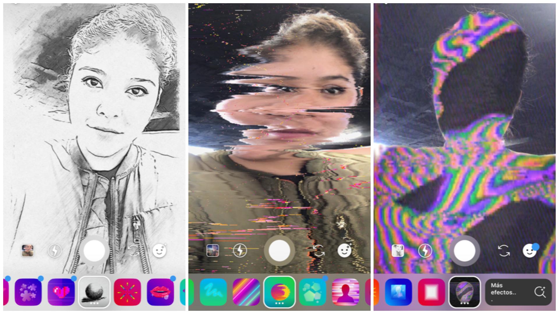 Instagram Stories Cómo Utilizar Los Filtros Ocultos Para Tus Fotos Y Videos Infobae