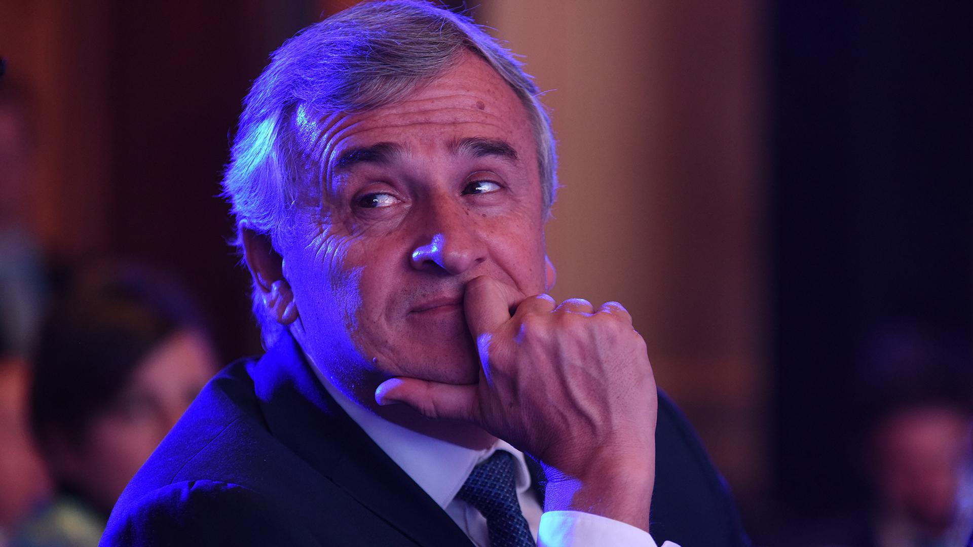 El gobernador de Jujuy Gerardo Morales