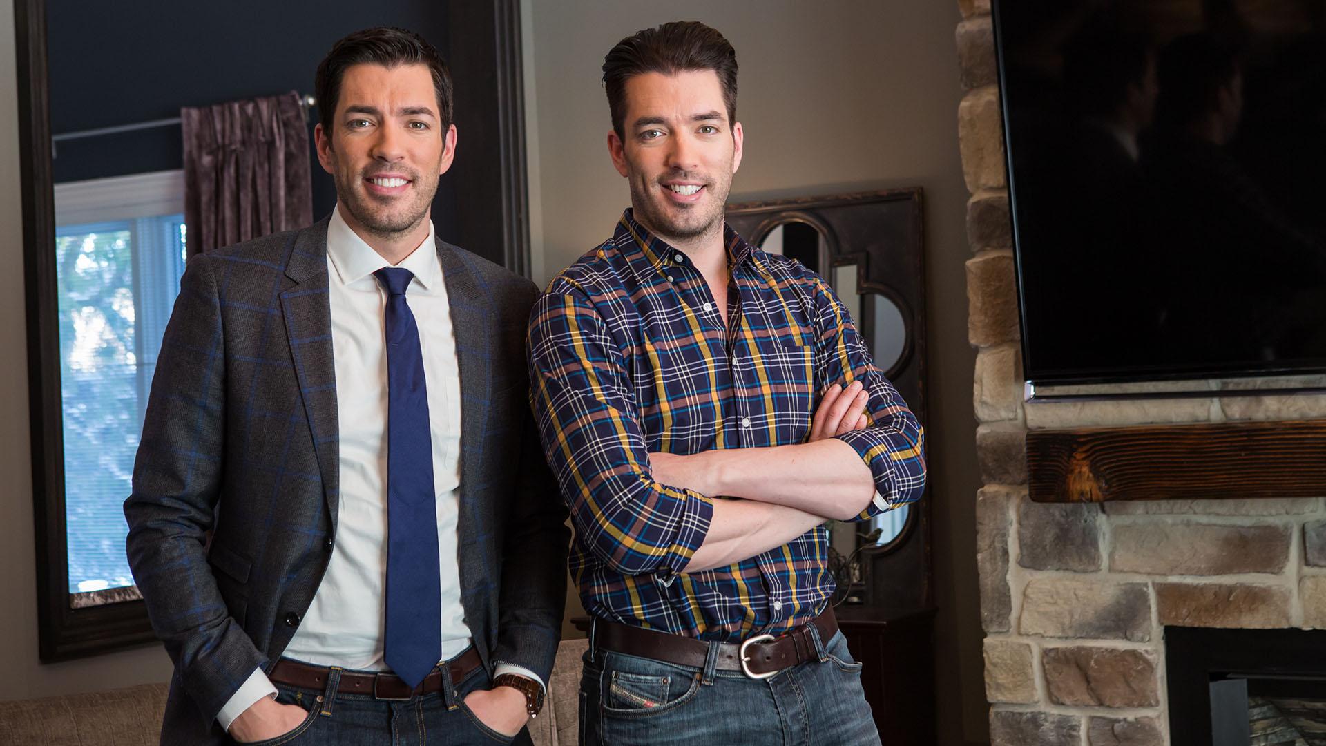 """Drew y Jonathan Scott, los """"Hermanos a la Obra"""" que cumplen los ..."""