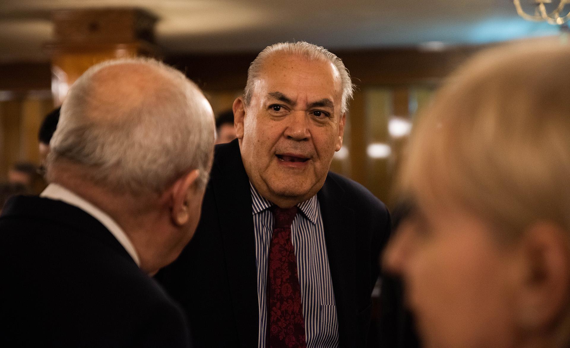 El periodista Ignacio Zuleta