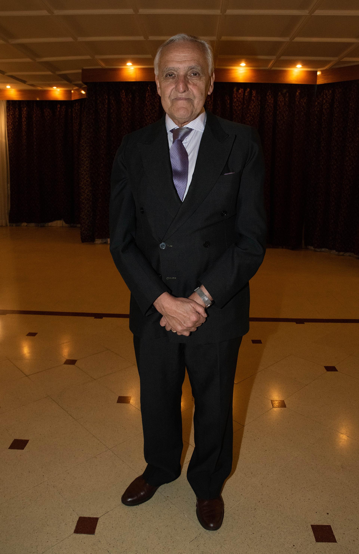 El analista político Rosendo Fraga