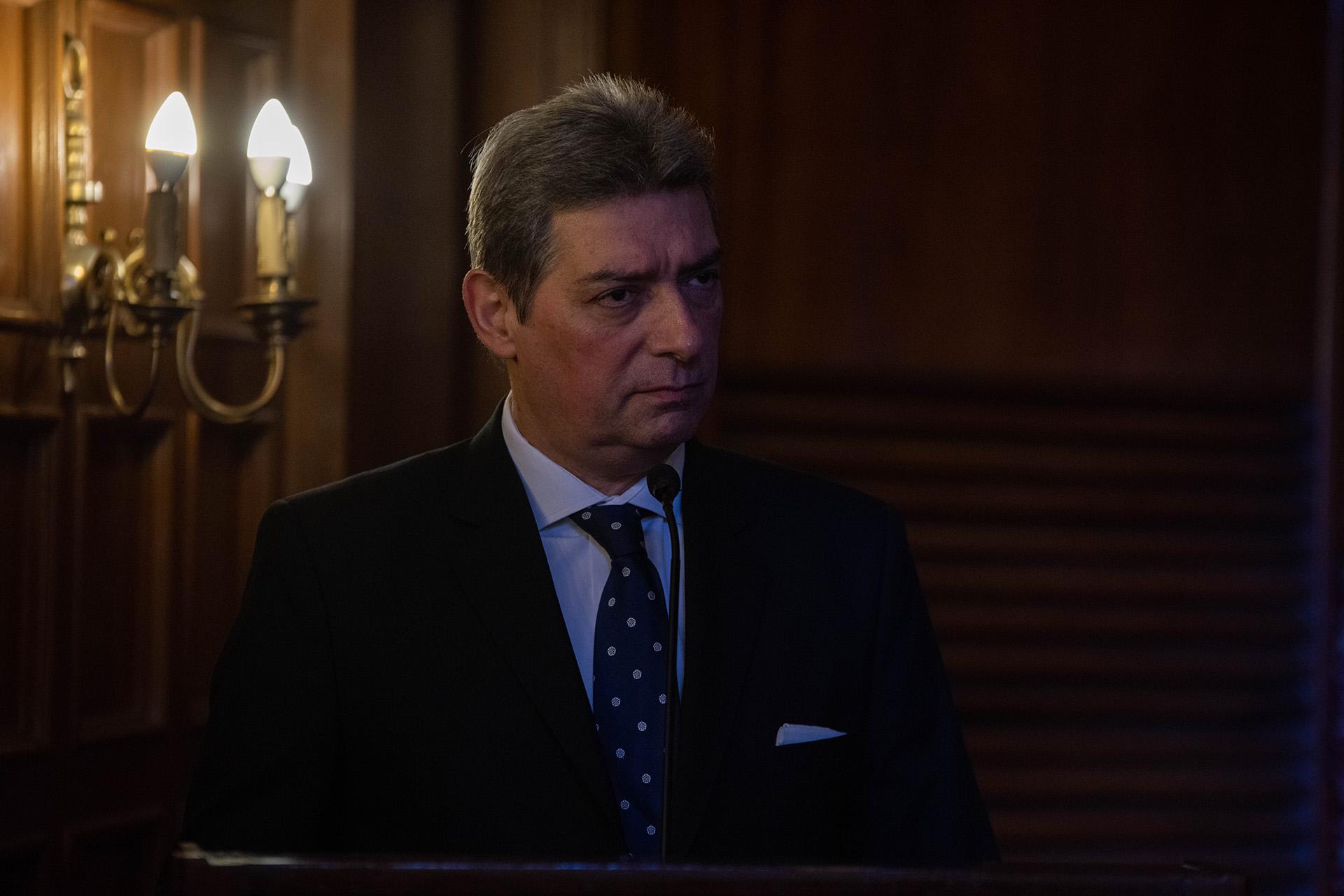 Horacio Rosatti, juez de la Corte Suprema, enumeró la incorporación de derechos que trajo la nueva constitución de 1994 en la entrega del Gran Premio de Honor