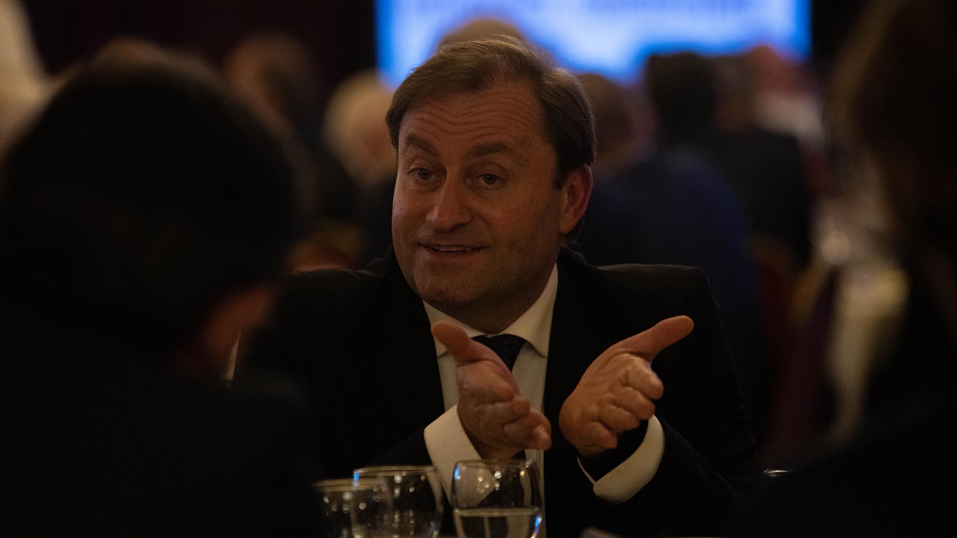 Néstor Sclauzero, gerente de noticias de la TV Pública
