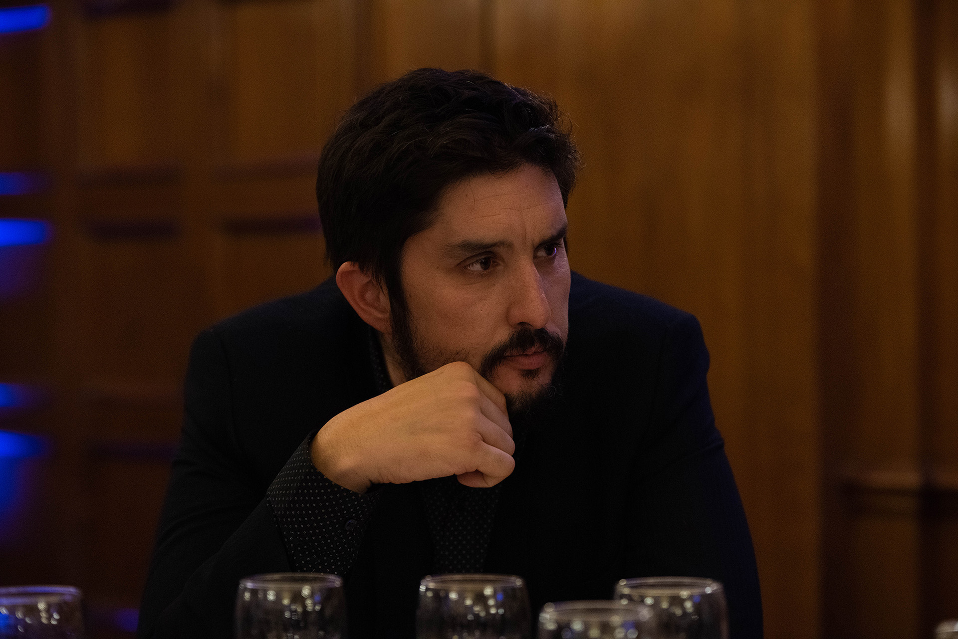 Lucas Morando, director de Big Bang News