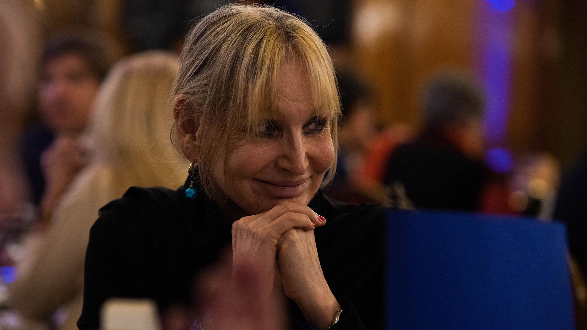 Nily Povedano, periodista y miembro de la Asociación Mundial de Mujeres Periodistas y Escritoras