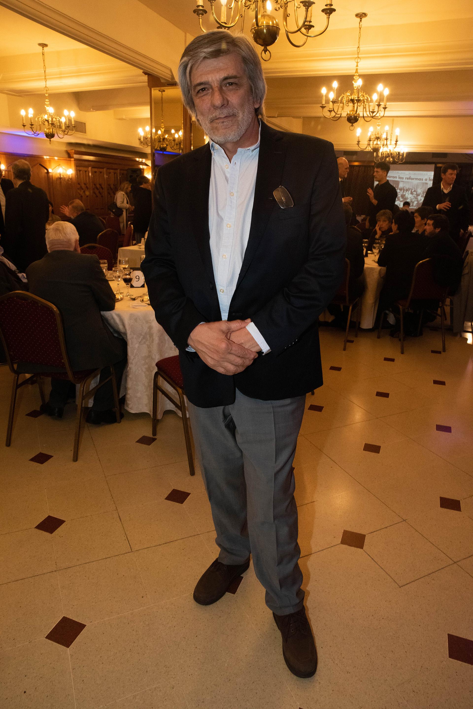 Fernando Rajneri, miembro del directorio del diario de Río Negro