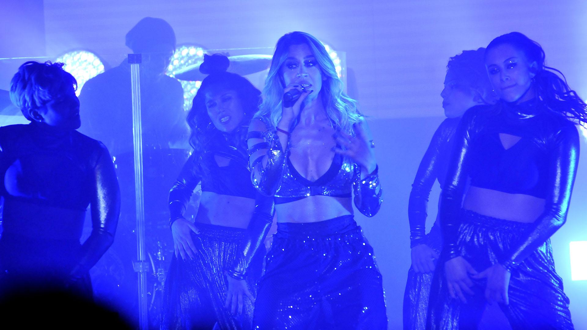 """En 2018, ganó un premio Gardel en la categoría Mejor álbum nuevo artista pop por su disco """"La Tonta"""""""