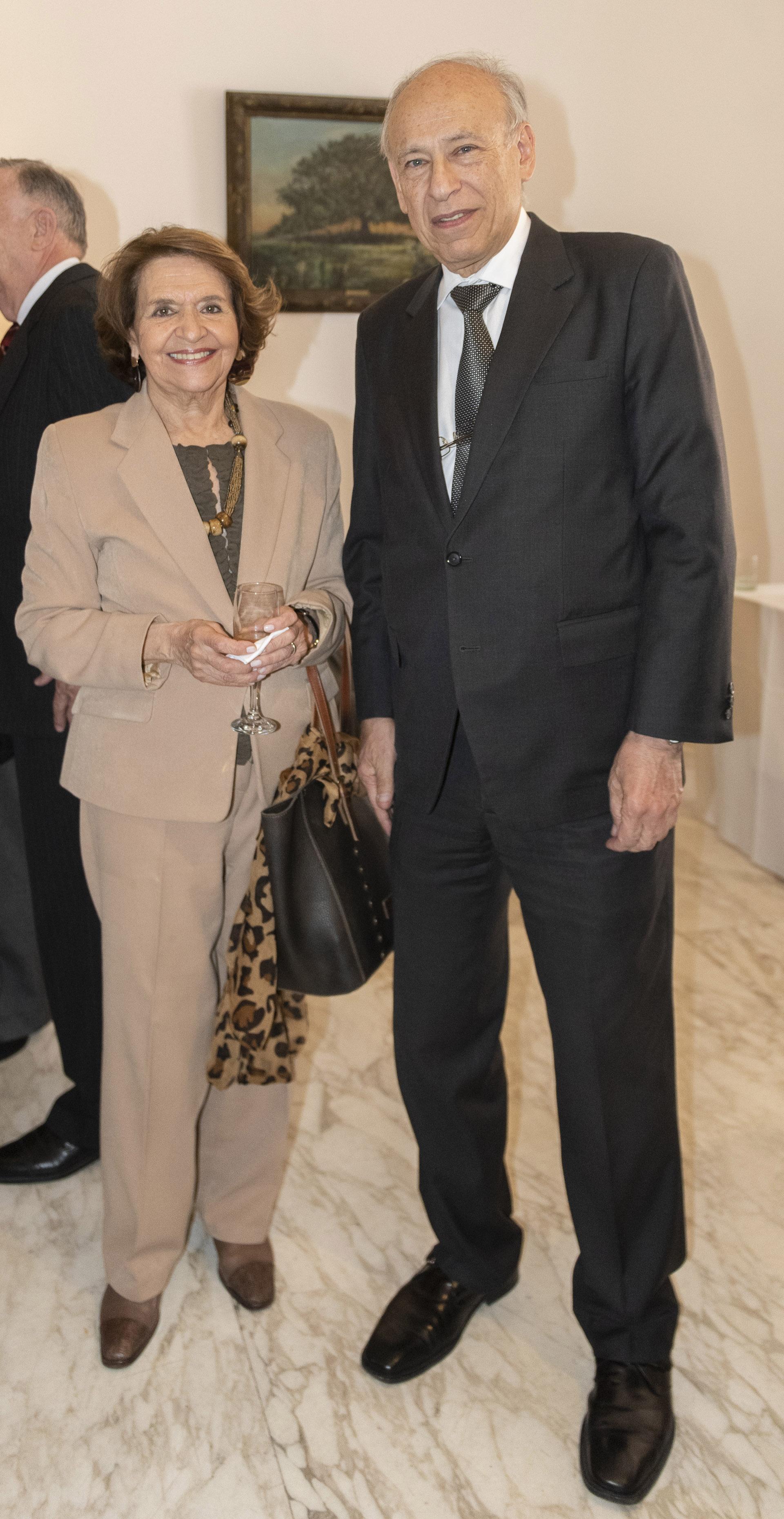 Luis Ovsejevich, creador y presidente de la Fundación Konex