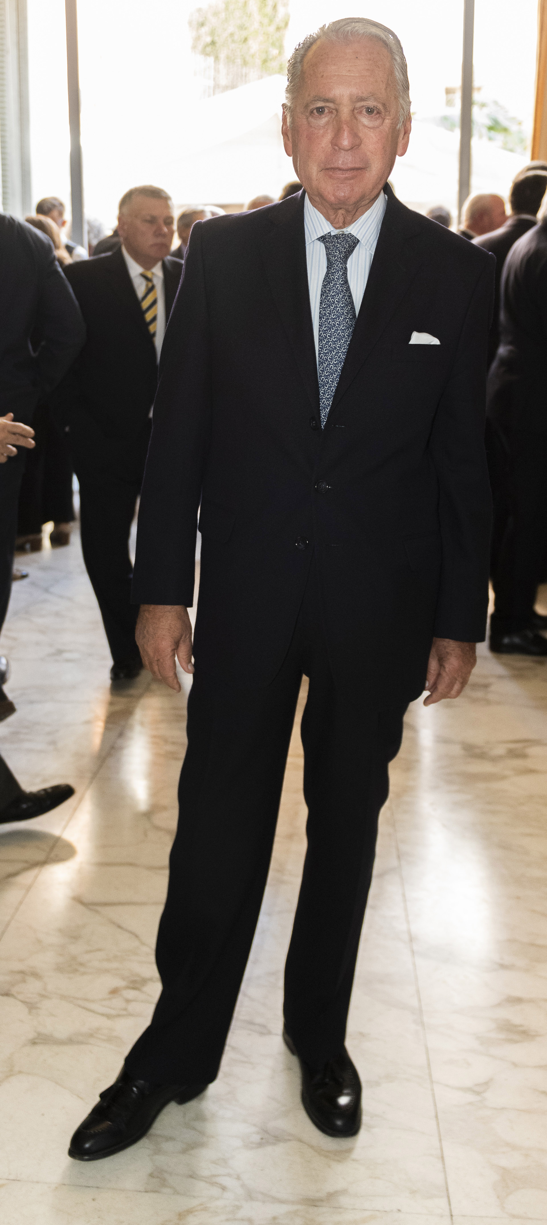Daniel Funes de Rioja, vicepresidente 2 de la Unión Industrial Argentina