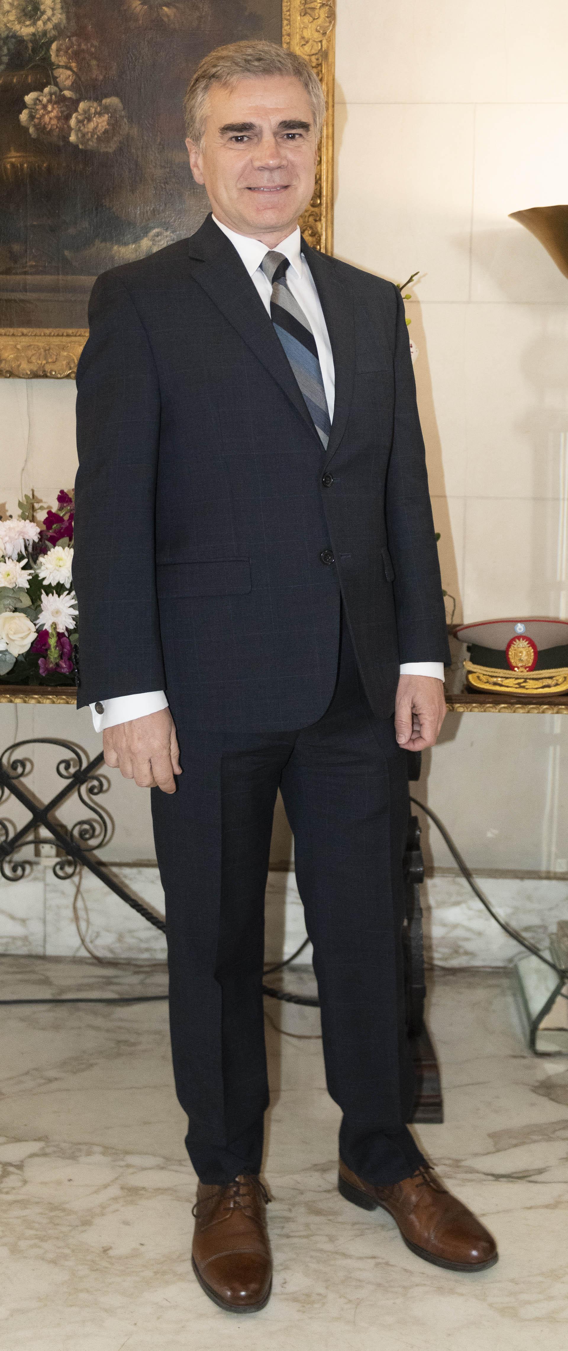 Marcelo Elizondo, director general de Desarrollo de Negocios Internacionales