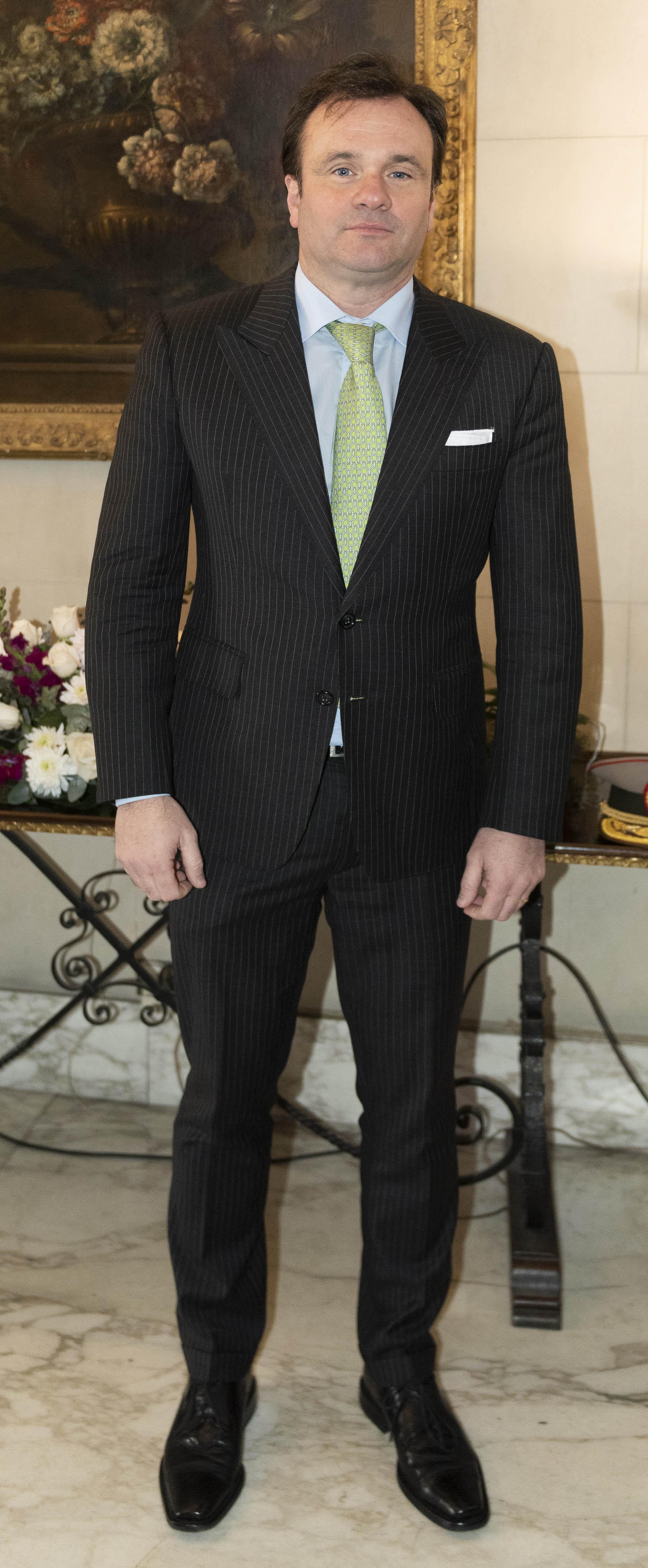 Juan Pablo Maglier, director de relaciones institucionales La Rural