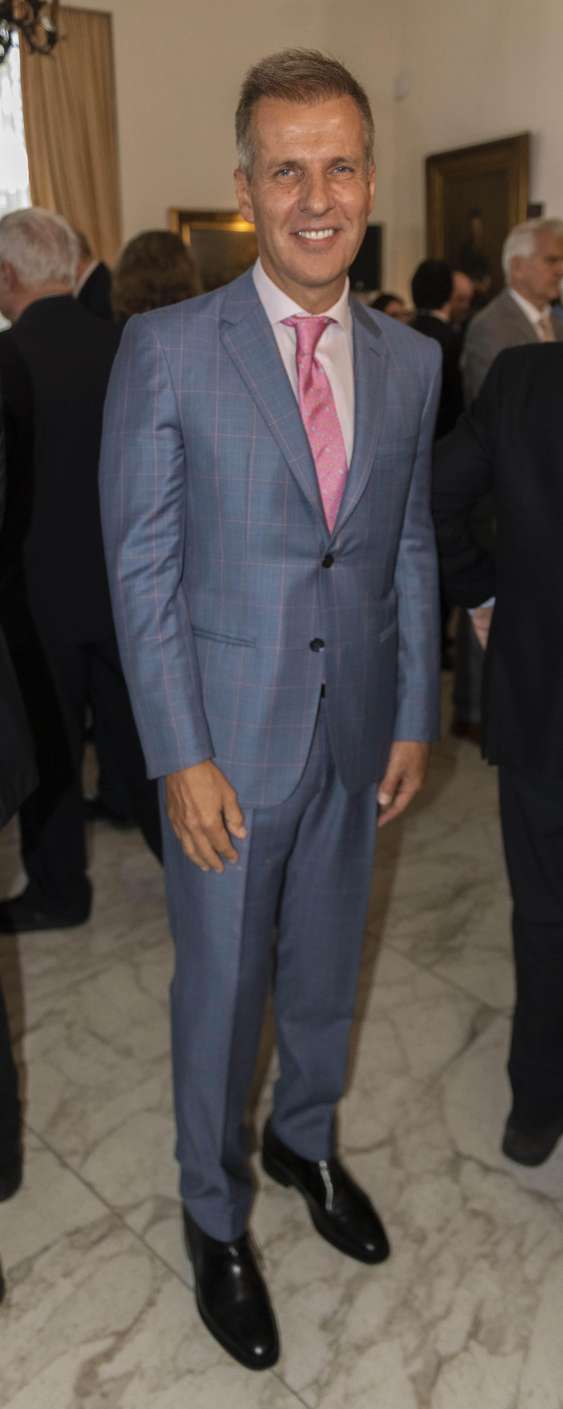 Martin Redrado, economista y ex presidente del Banco Central