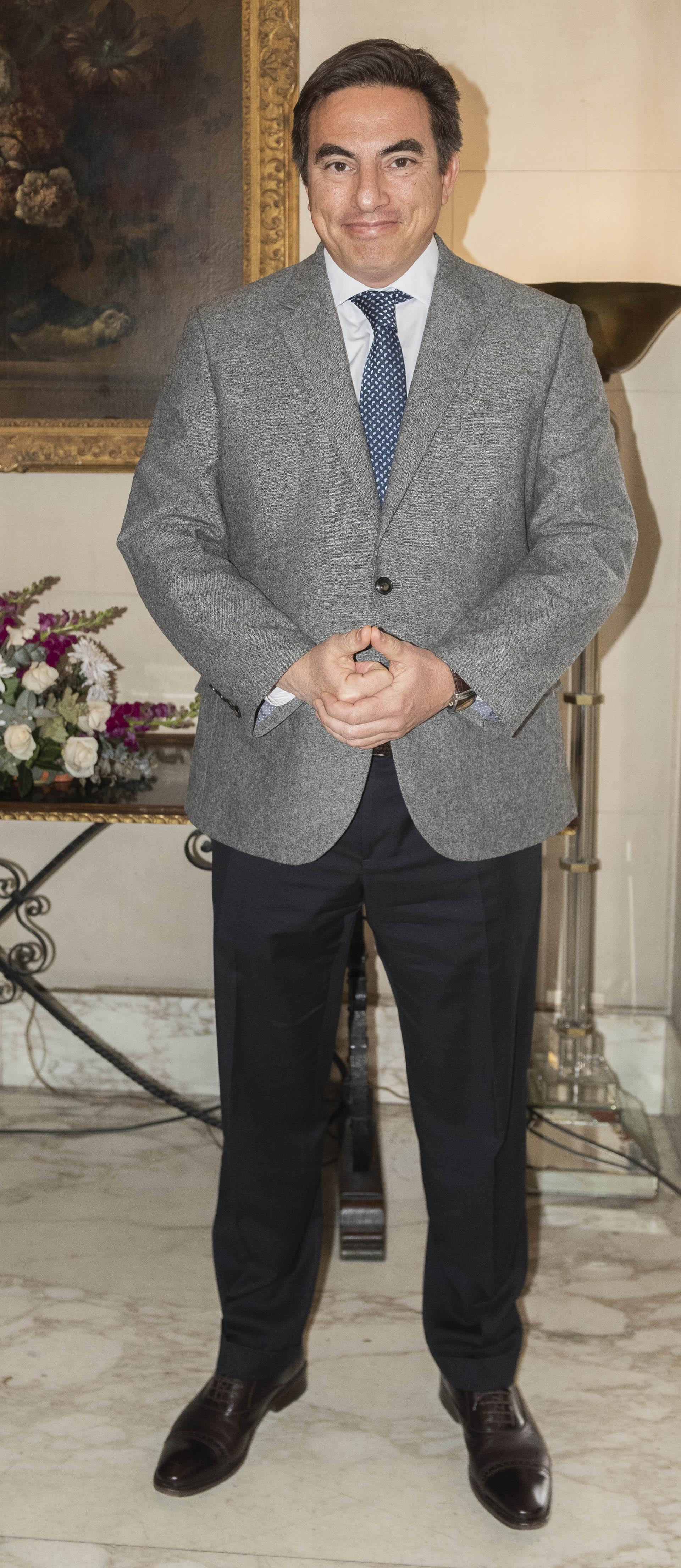 Alejandro Itzcovich Griot, director nacional de la Policía de Seguridad Aeroportuaria