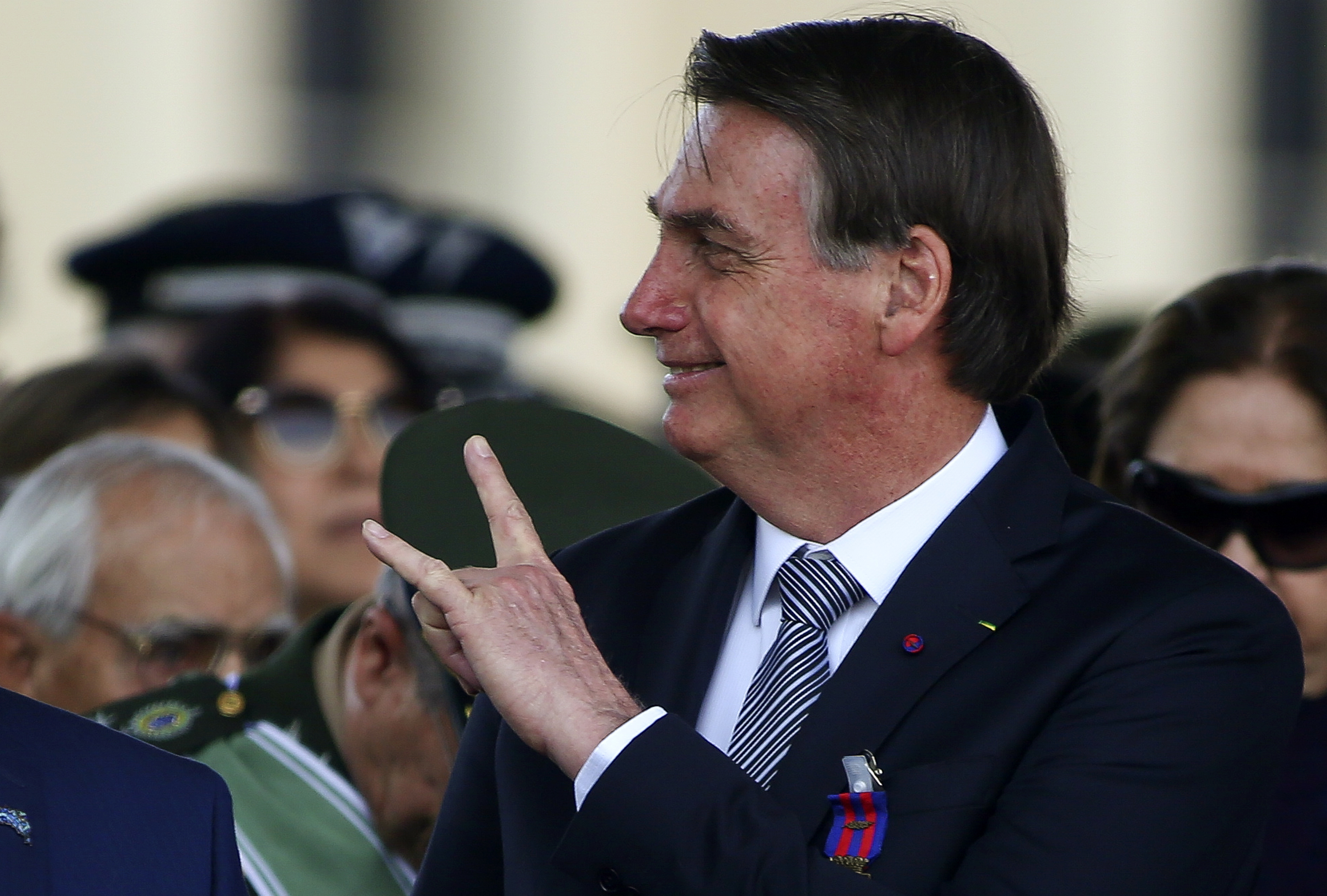 La reforma previsional de Jair Bolsonaro avanza en el Senado de ...