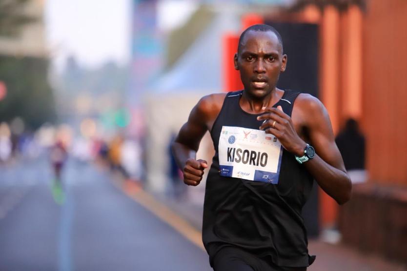 El Maratón CDMX 2019 comenzó en punto de las 7:00 horas (Foto: @GobCDMX)