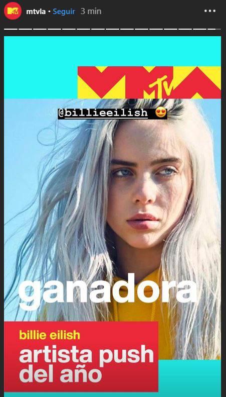 MTV Artista push 2019