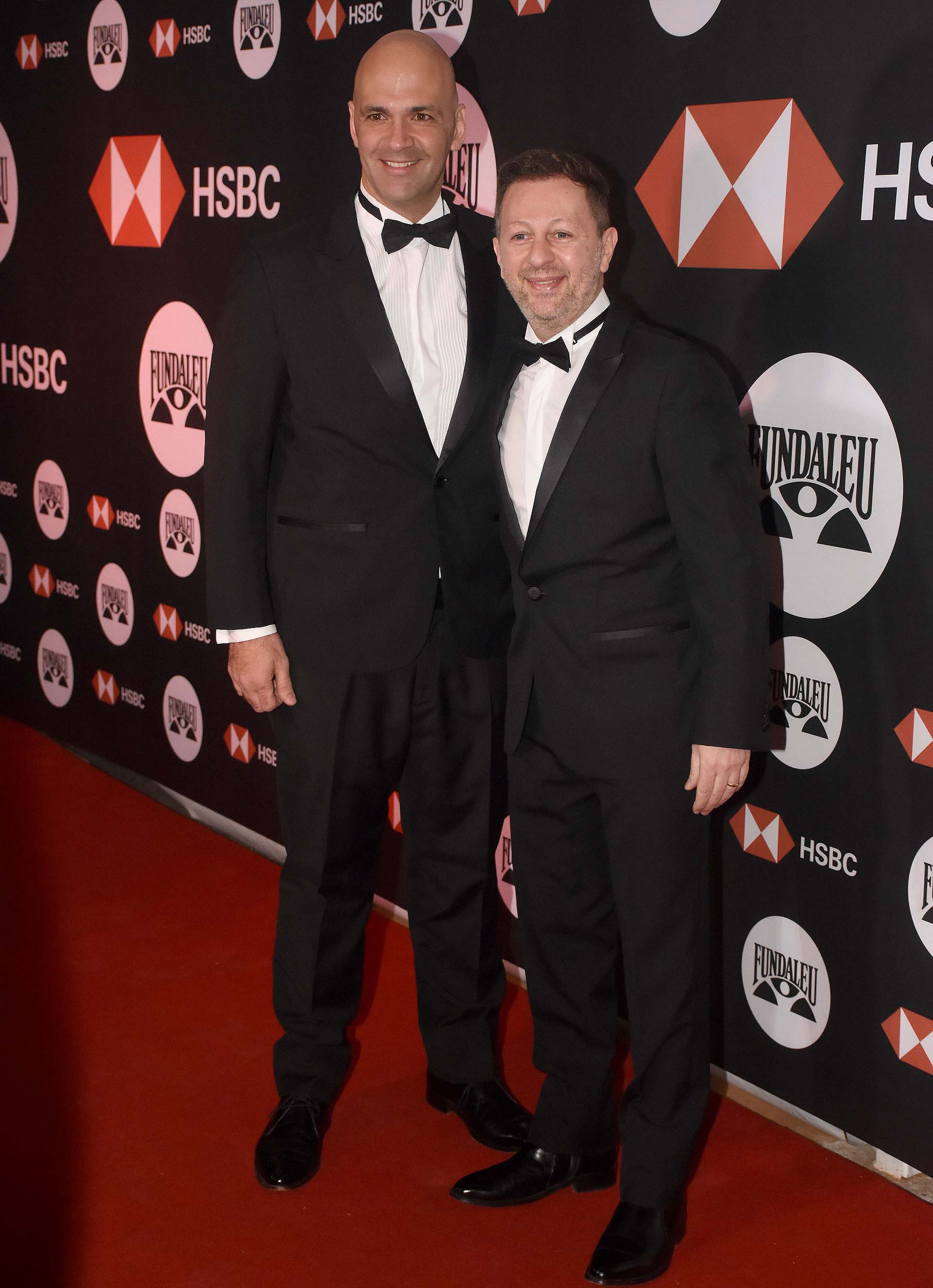 Nicolás Scarpino y su marido, Sergio Paglini