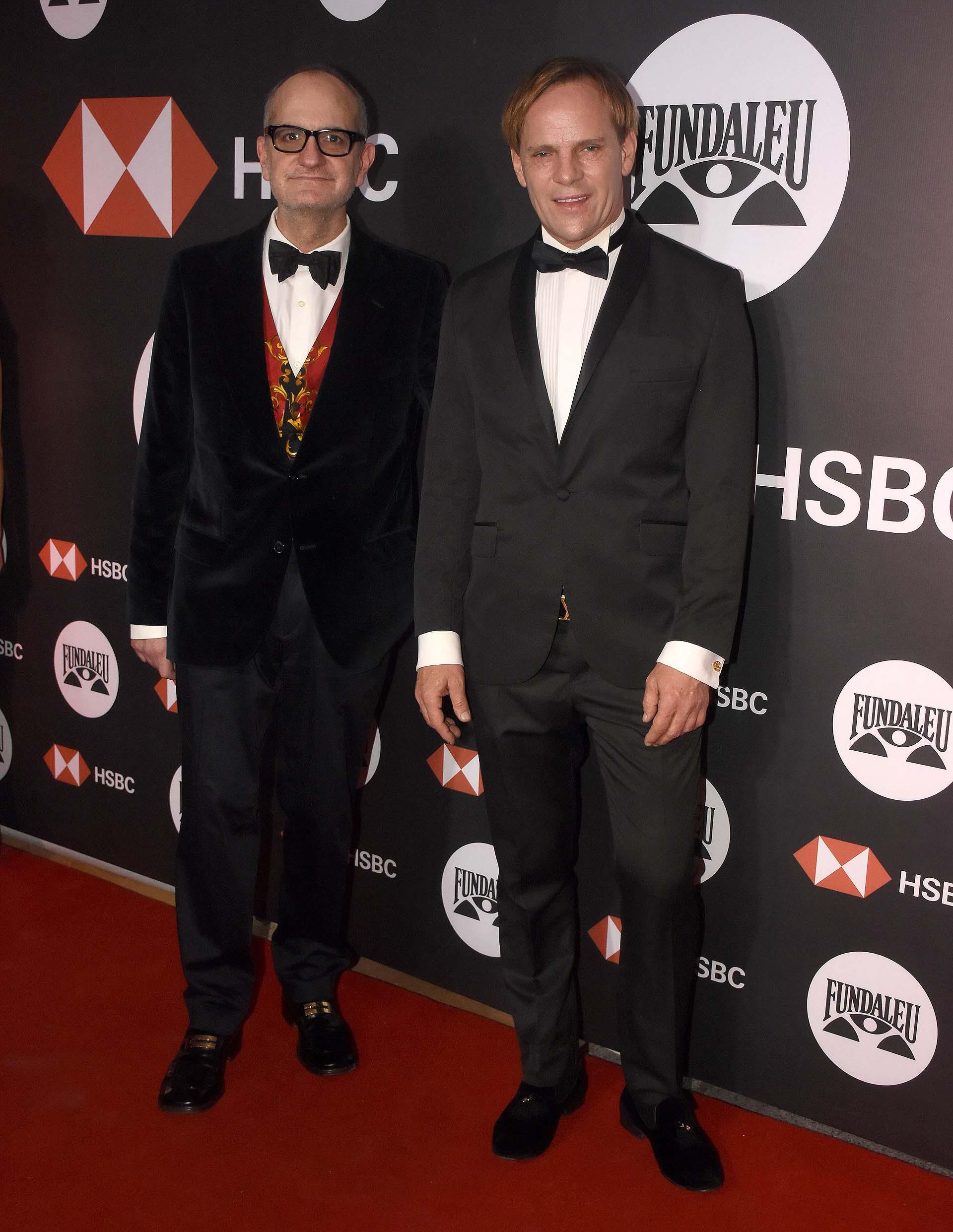 Laurencio Adot y Thiago Pinheiro