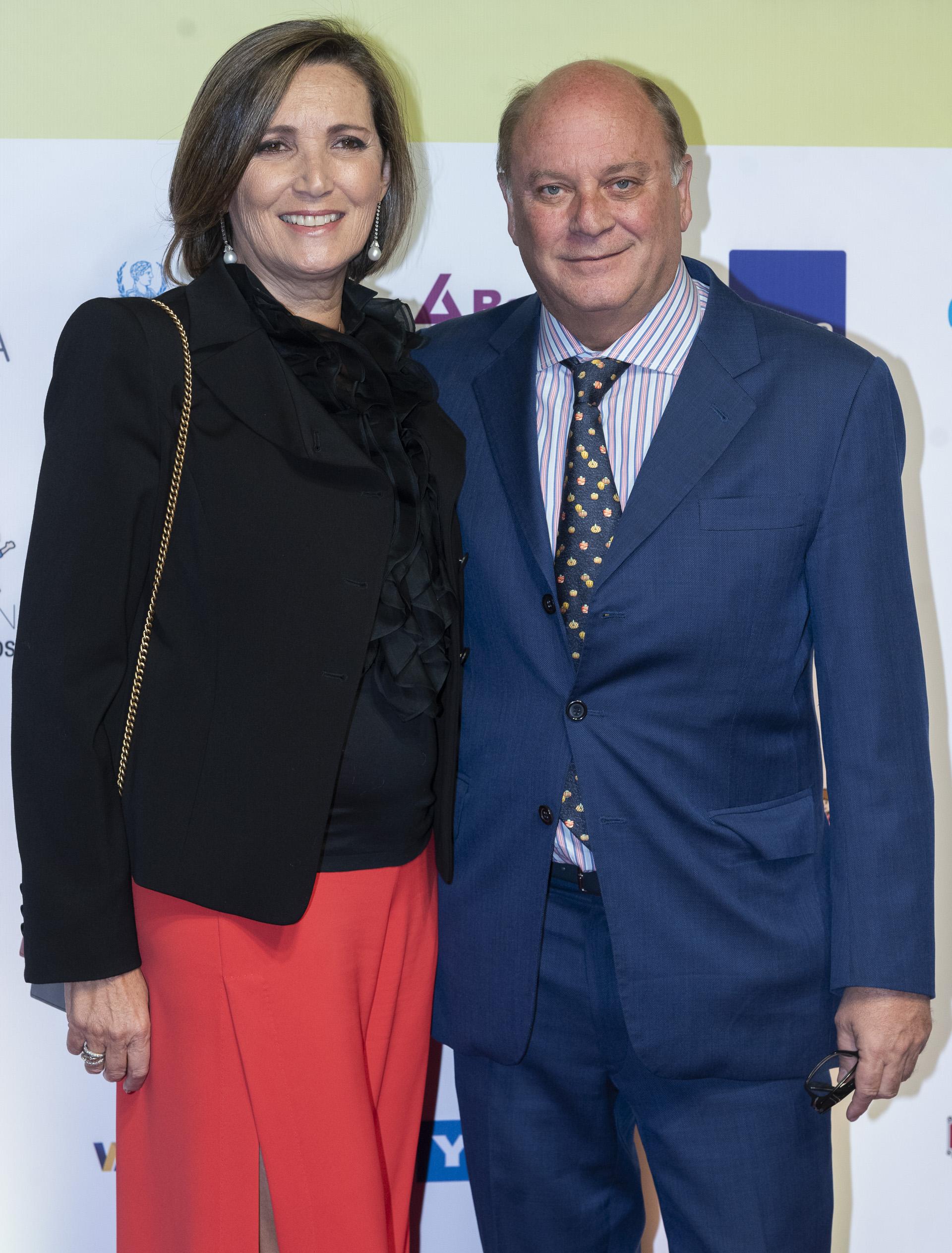 Dora Sánchez y Martín Cabrales