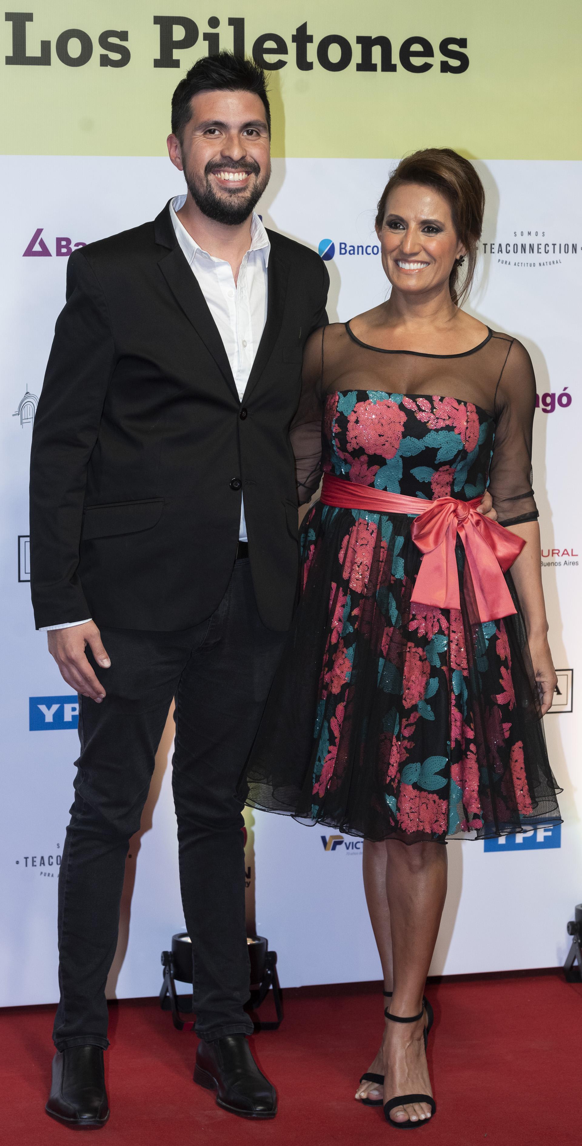 Los periodistas Juan Abraham y Nancy Duré