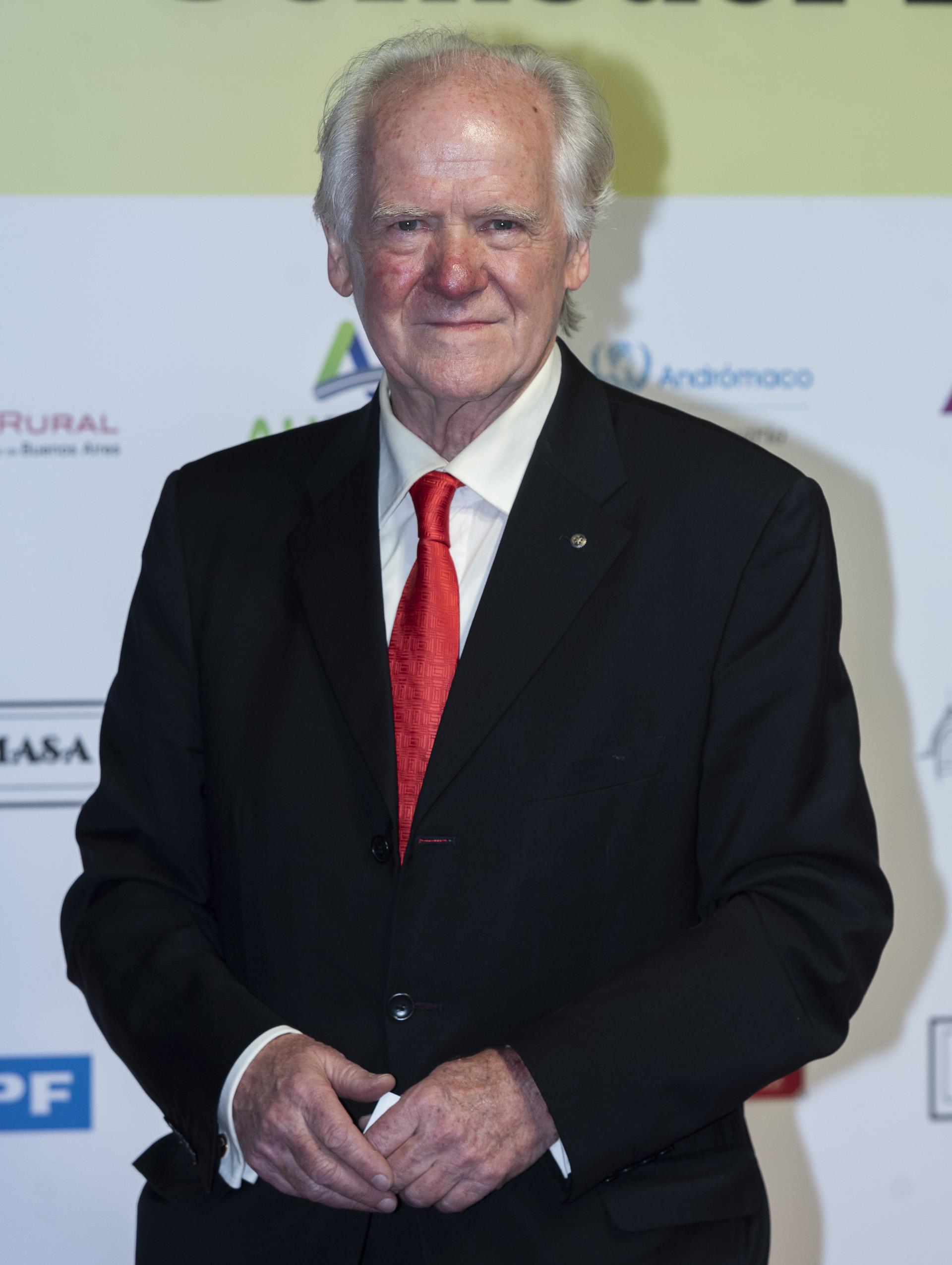 Juan Carlos Blumberg, titular de la Fundación Axel Blumberg